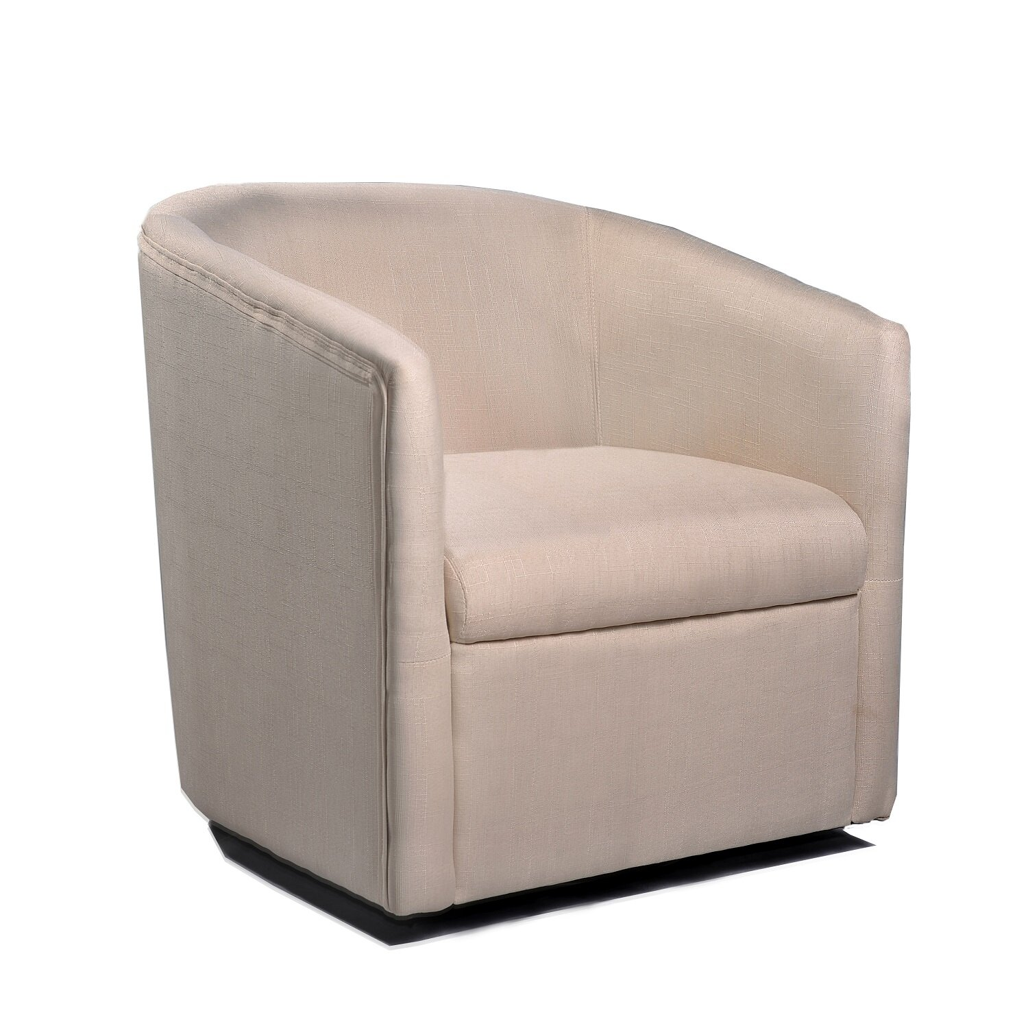 Container Swivel Arm Chair & Reviews