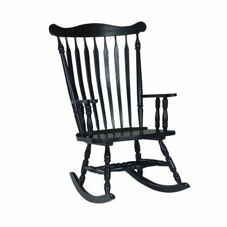 ... Furniture ... Wood Rocking Chairs International Concepts SKU: WI2027