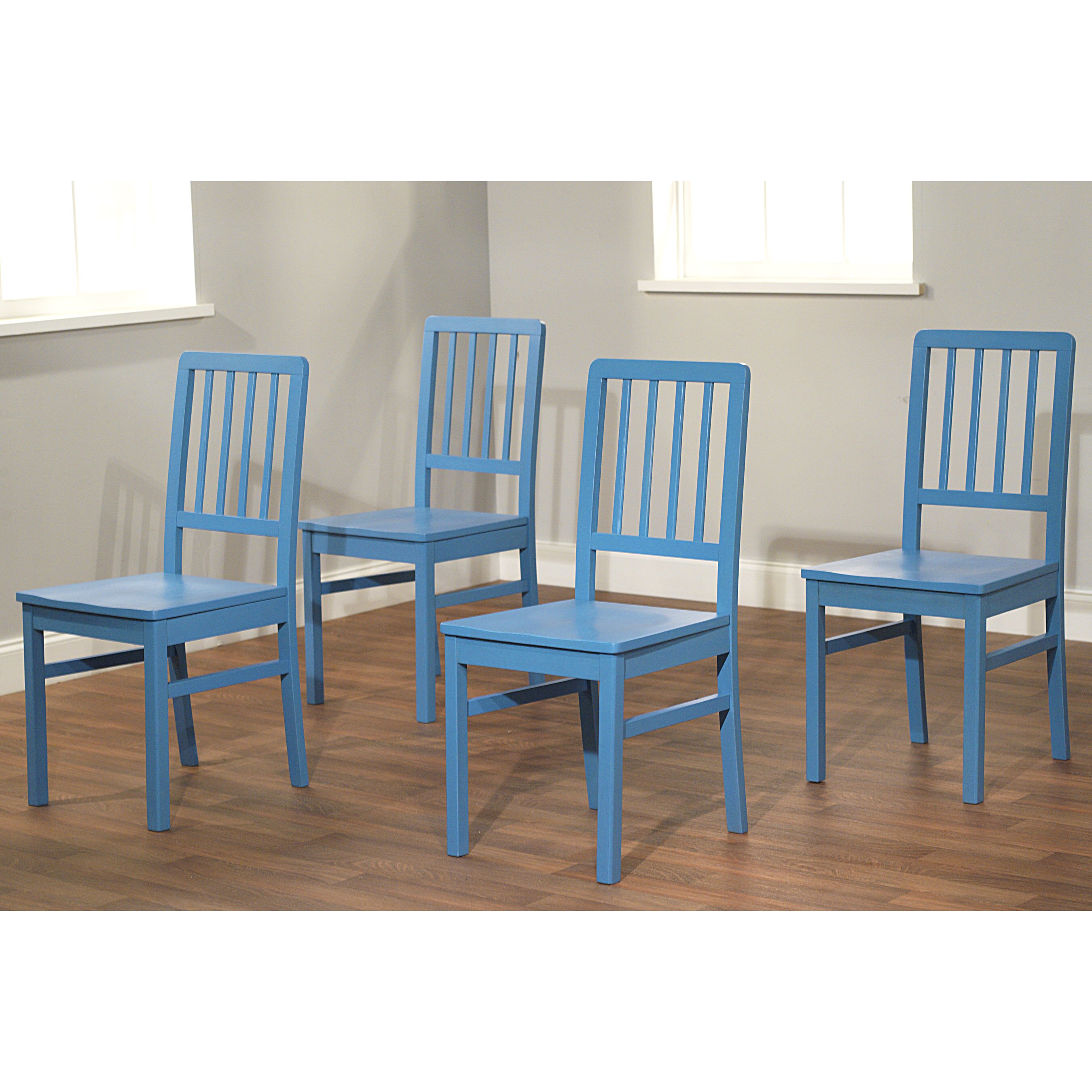 Teal Dining Room Chairs Carolina Side Chair Set Of 4 Seagrass Dining Room Chairs