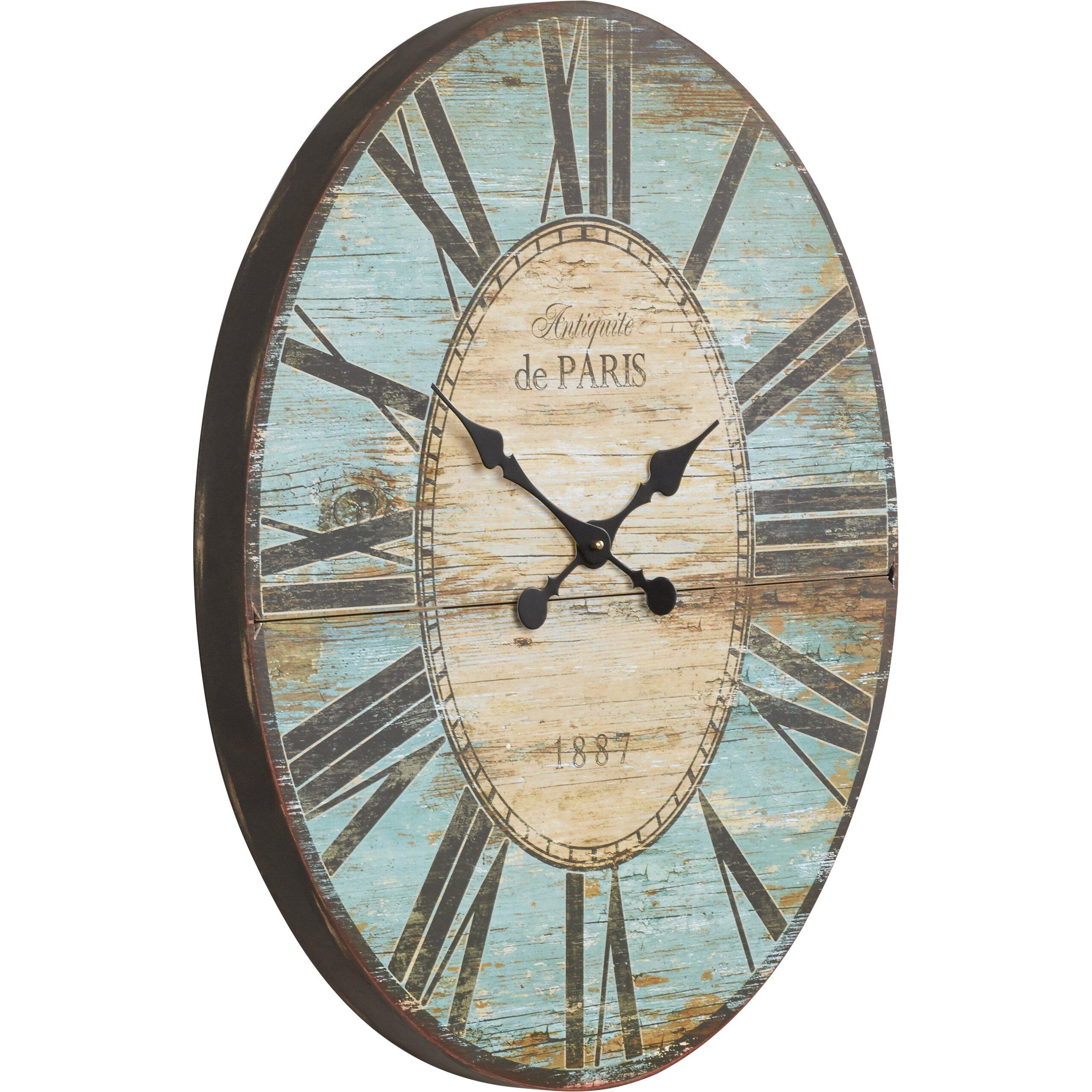 Oversized Wall Clock Wayfair