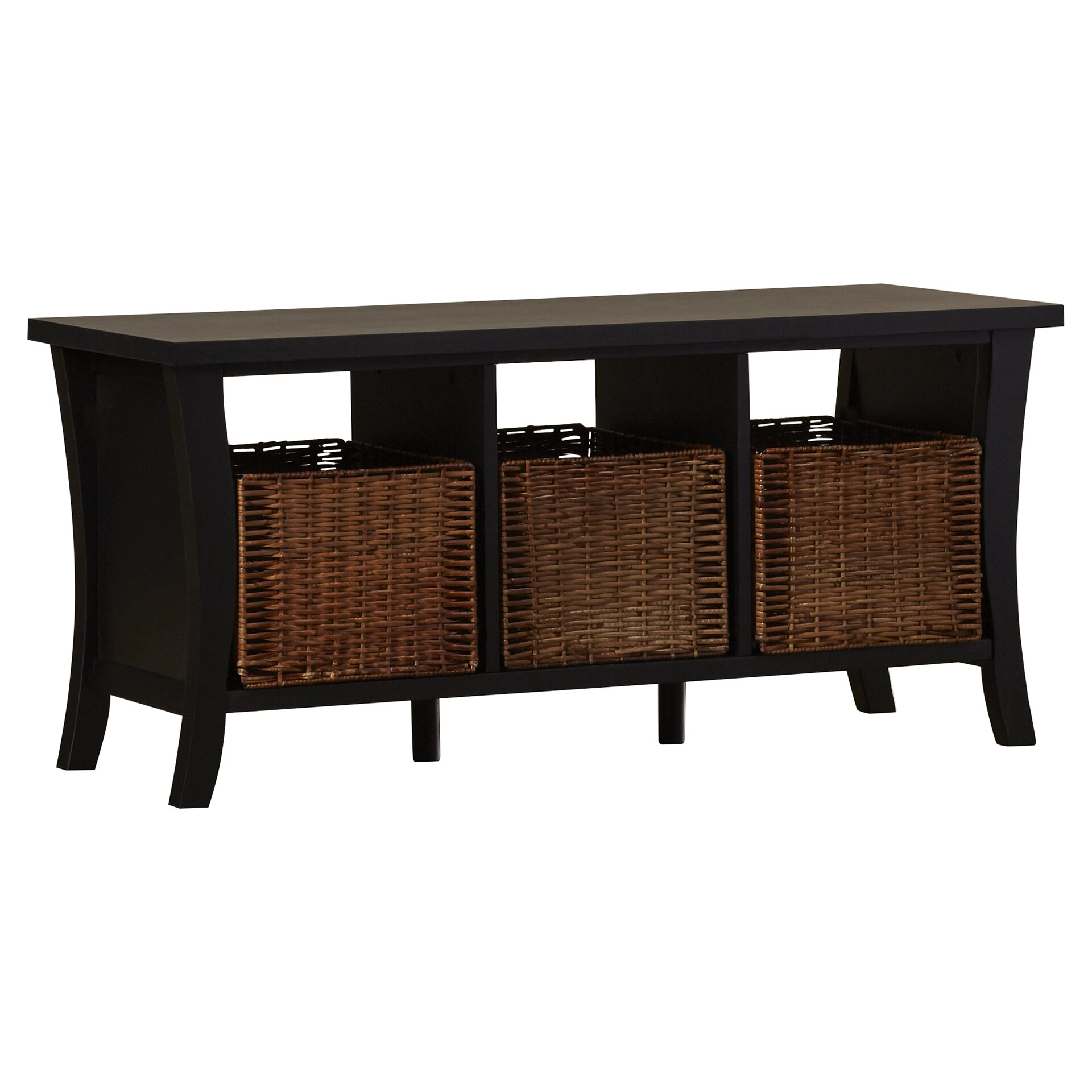 Lewisetta Entryway Storage Bench Wayfair