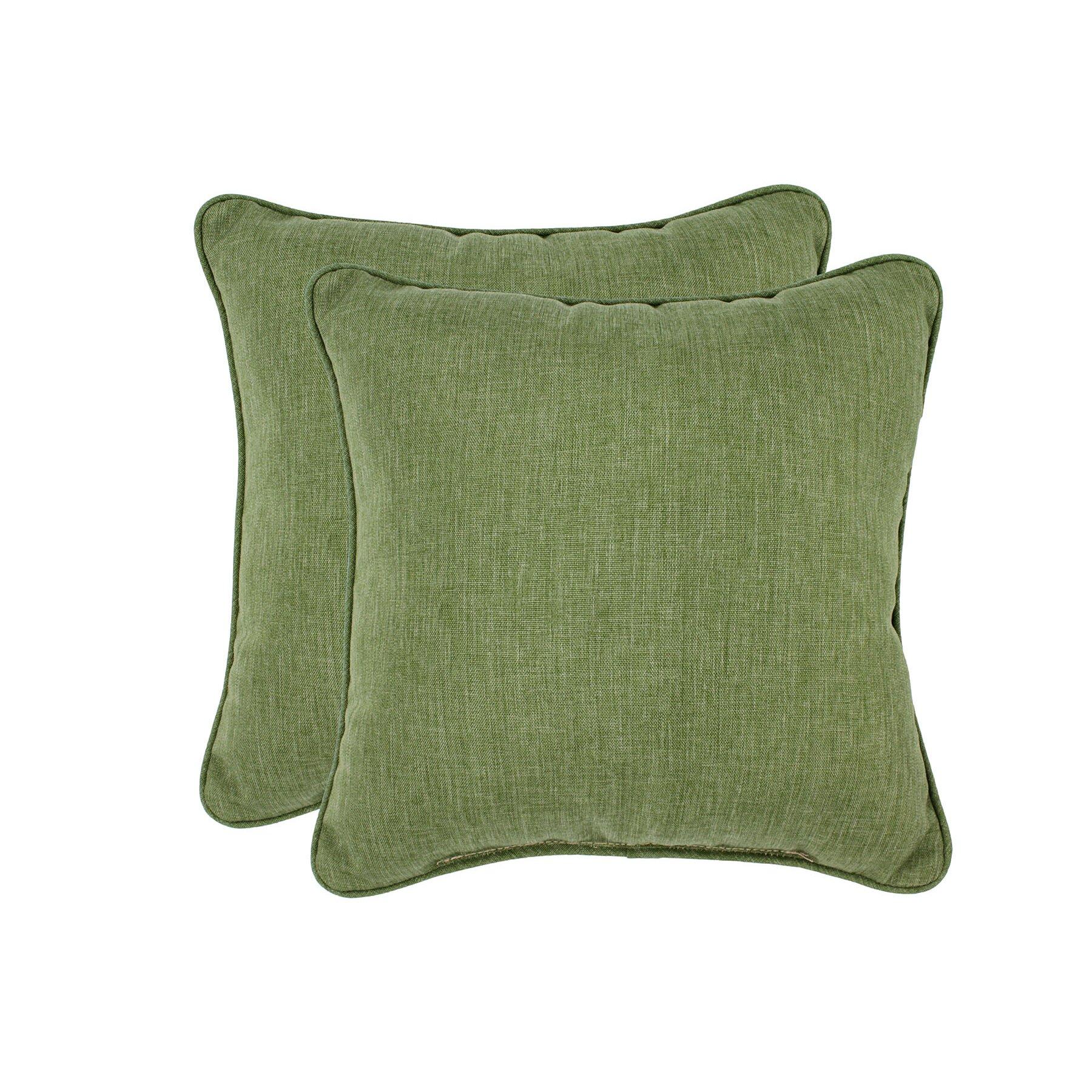Throw Pillow Outdoor : Beachcrest Home Eton Outdoor Throw Pillow & Reviews Wayfair