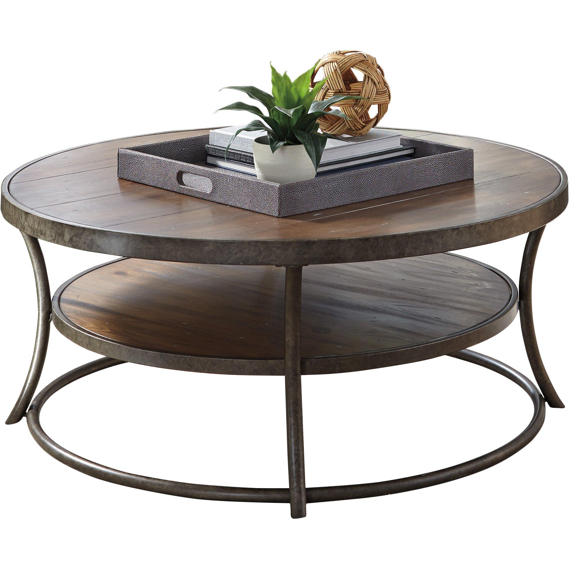 Wayfair Table: Loon Peak Bendeleben Coffee Table & Reviews