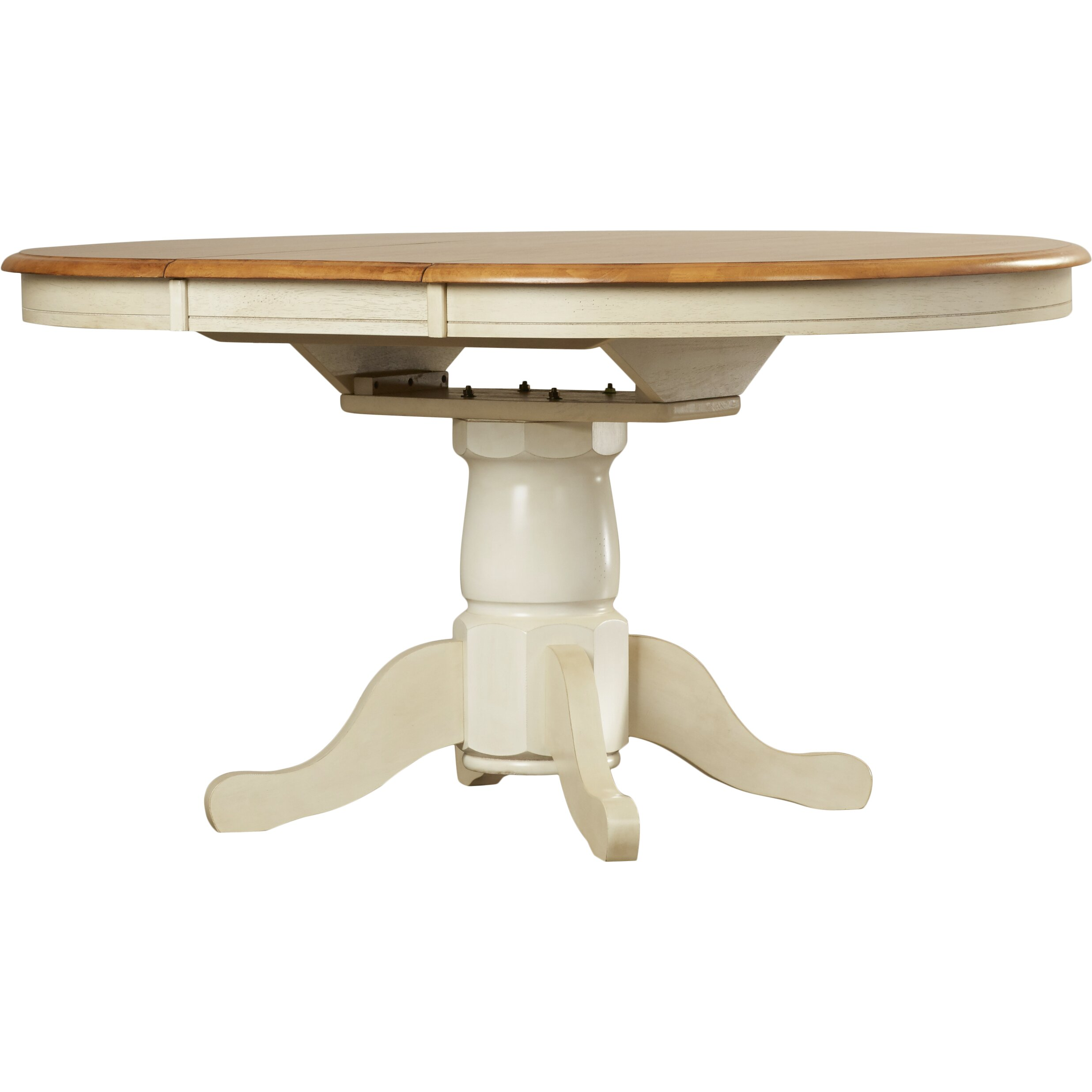 Loon Peak Wiggins Extendable Dining Table amp Reviews Wayfair : Wiggins Extendable Dining Table LOON2185 from www.wayfair.com size 2473 x 2473 jpeg 278kB