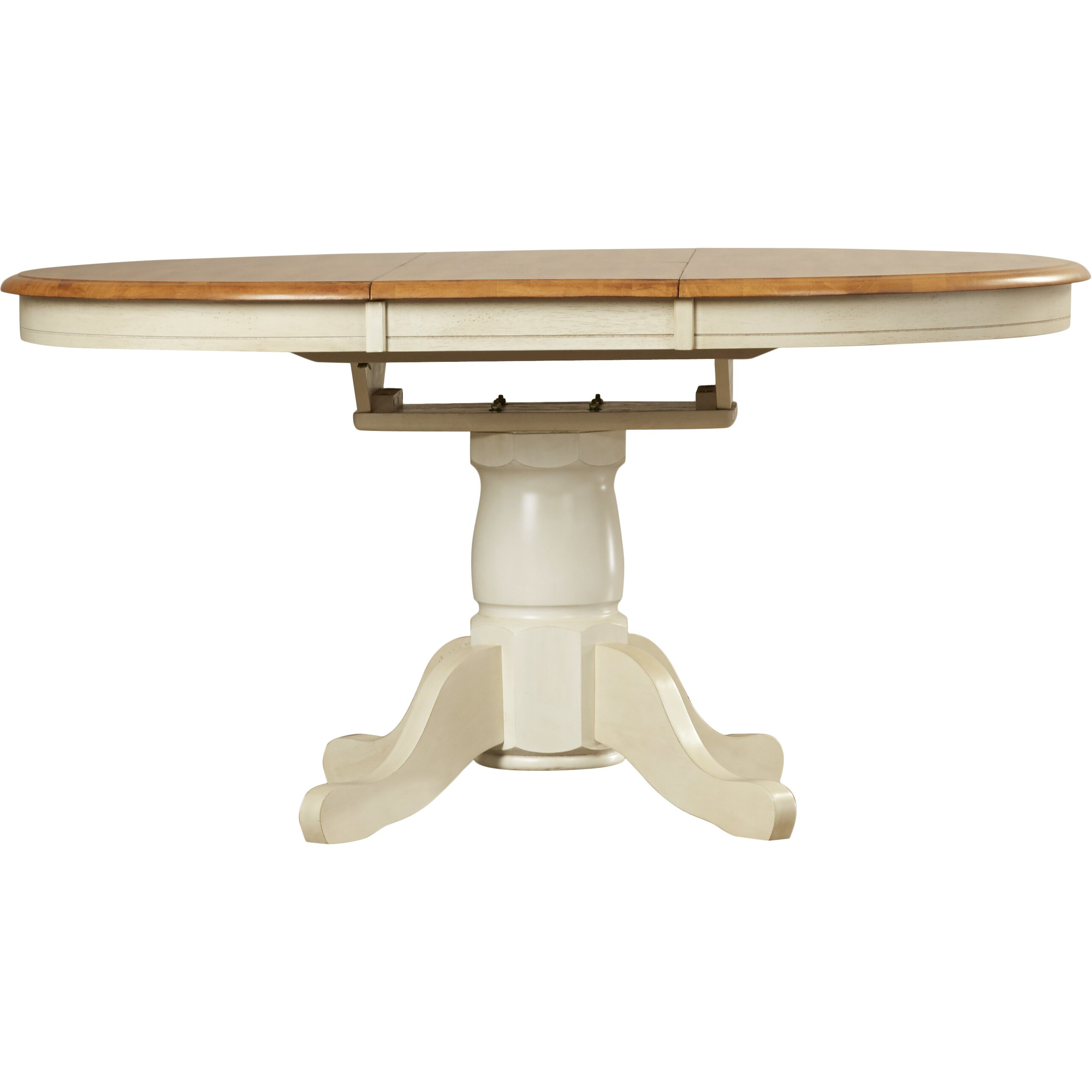 Loon Peak Wiggins Extendable Dining Table amp Reviews Wayfair : Wiggins Extendable Dining Table LOON2185 from www.wayfair.com size 2577 x 2577 jpeg 264kB