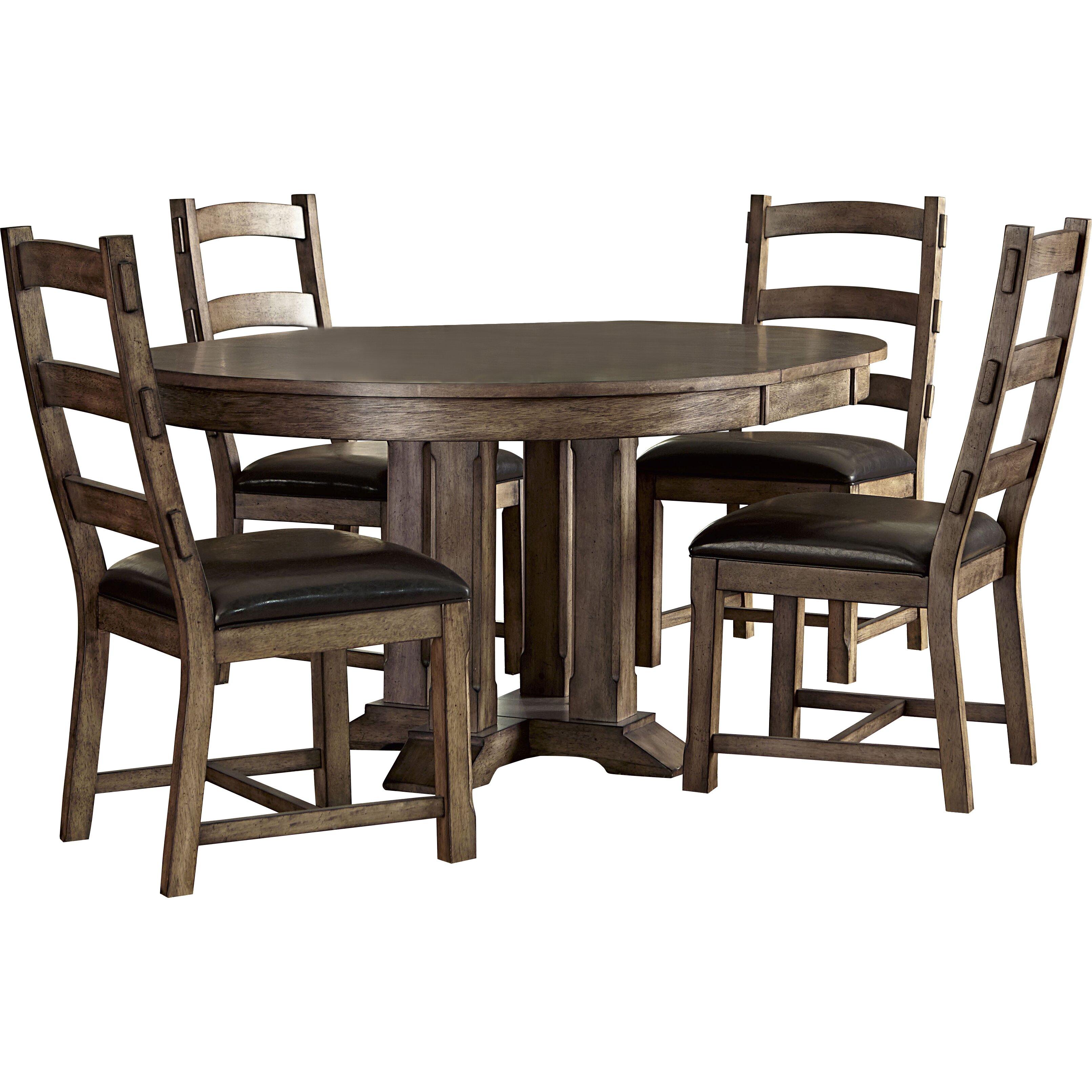 Gannett Extendable Dining Table Wayfair