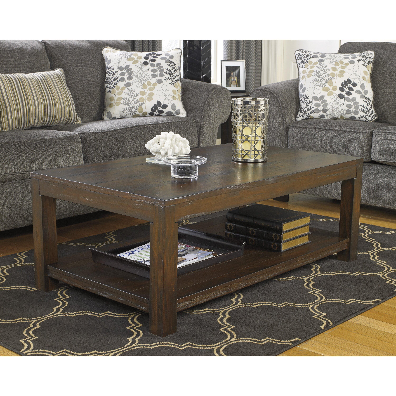 Ashley Furniture In Brandon Fl: Cattle Creek Coffee Table