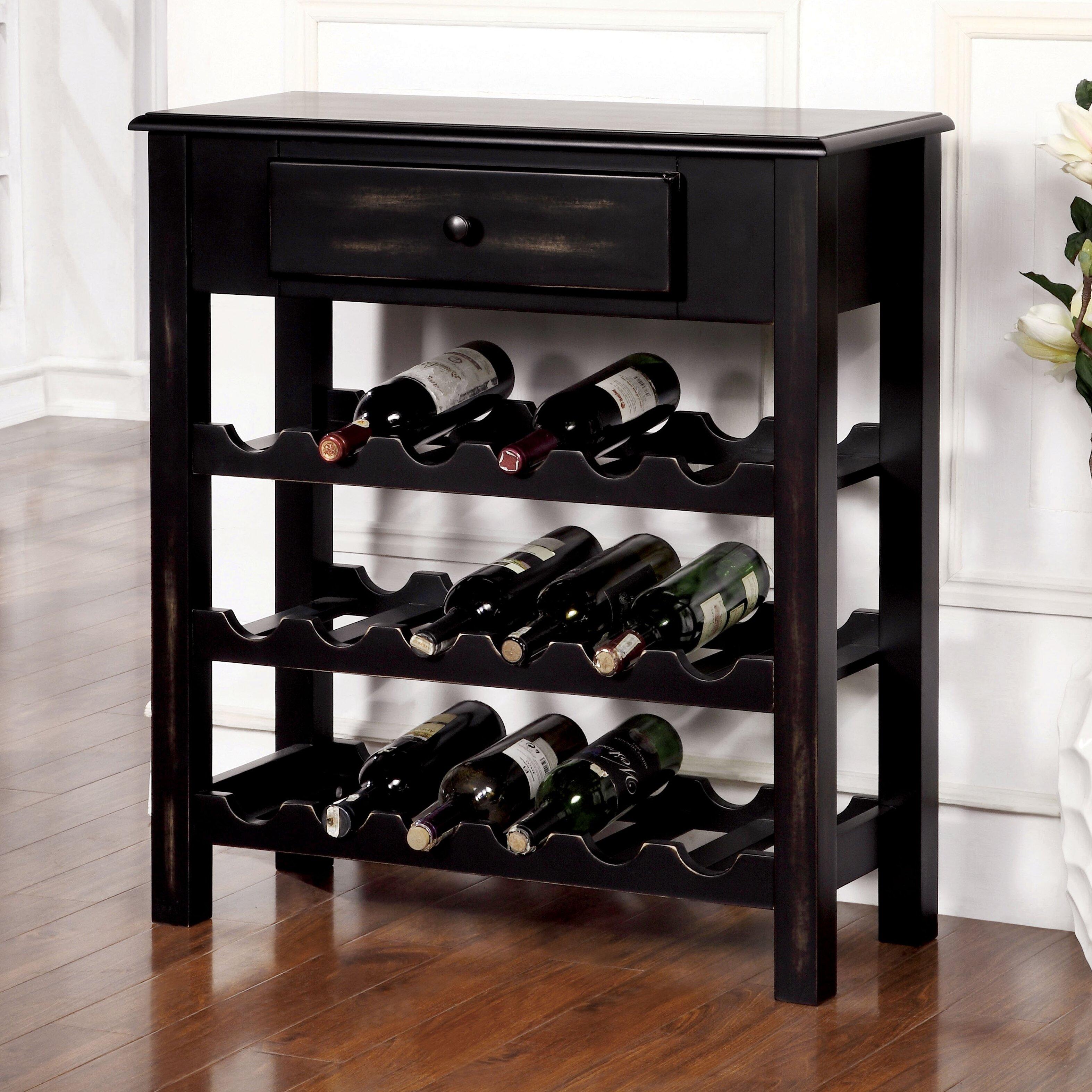 Cotopaxi 18 Bottle Floor Wine Rack Wayfair