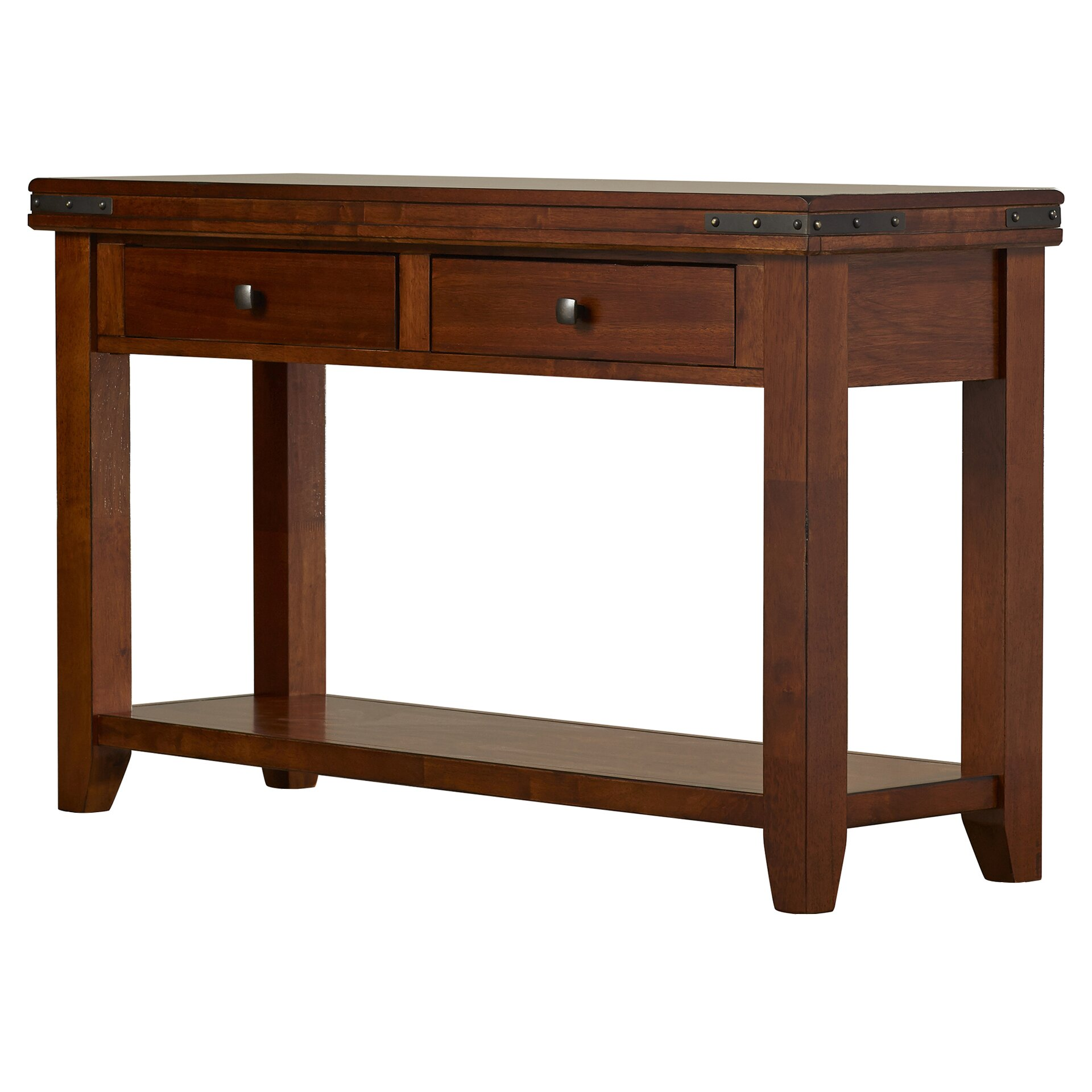 loon peak wray console table reviews wayfair. Black Bedroom Furniture Sets. Home Design Ideas