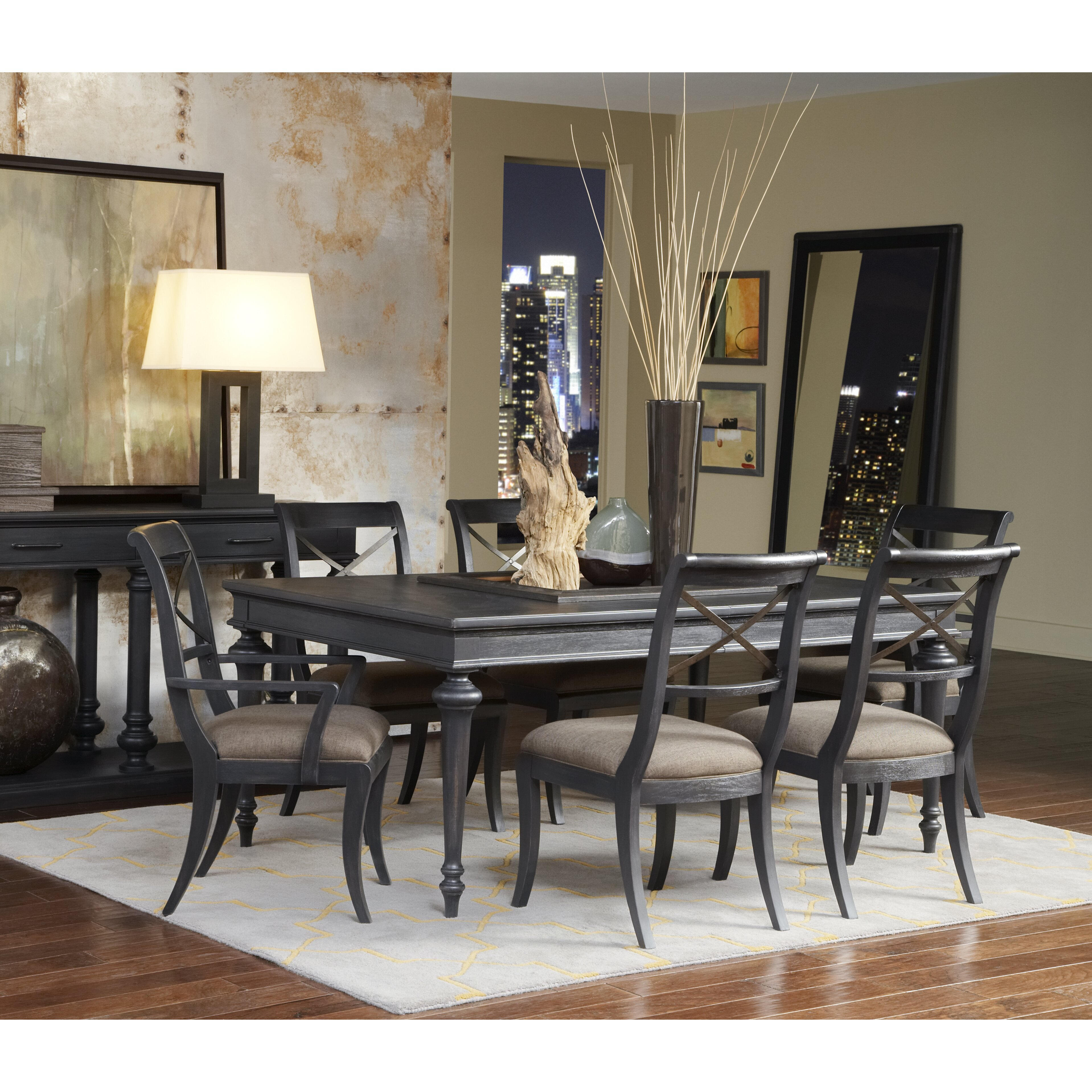 Trent Austin Design Lonerock Dining Table