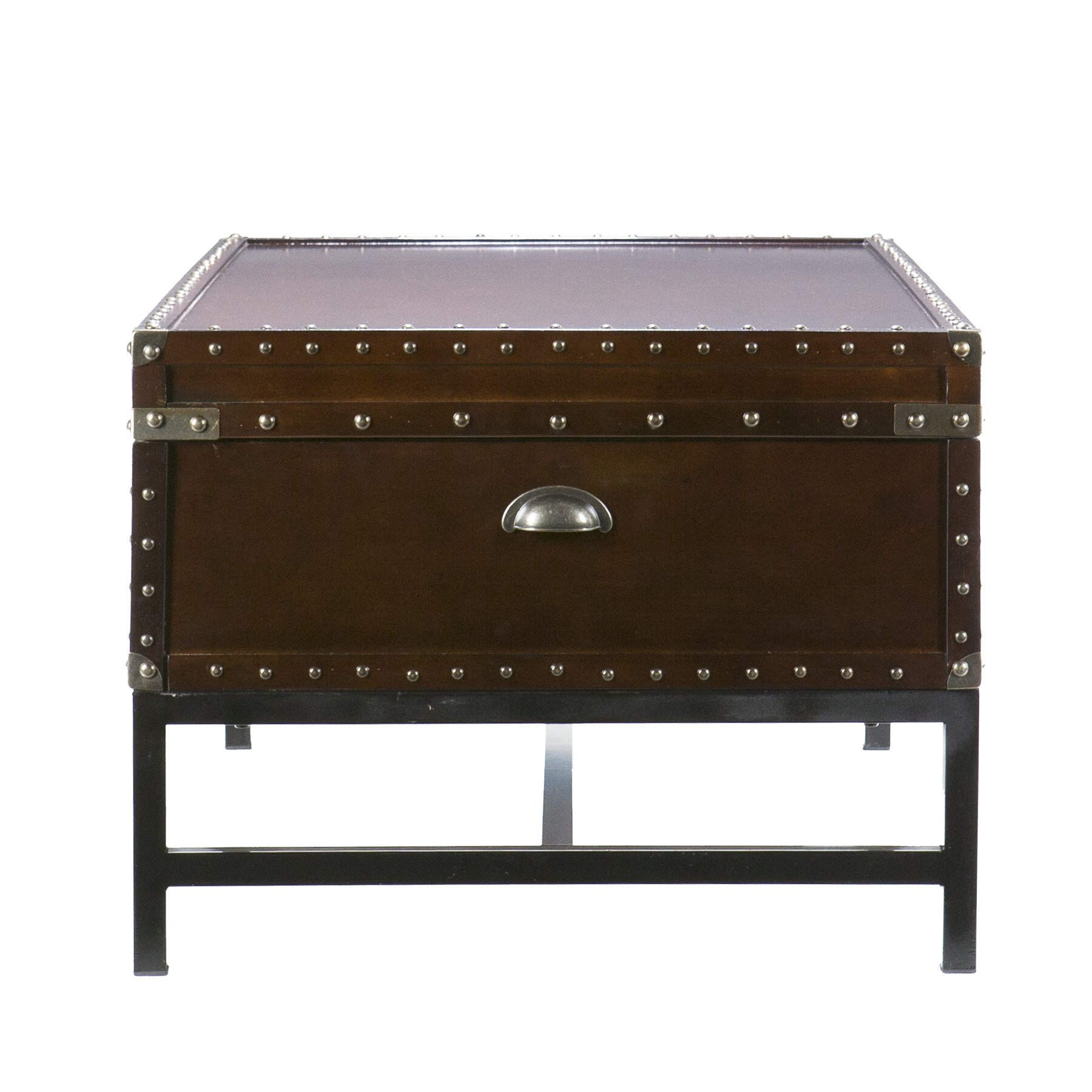 Trent Austin Design Buharkent Trunk Coffee Table With Lift Top Reviews