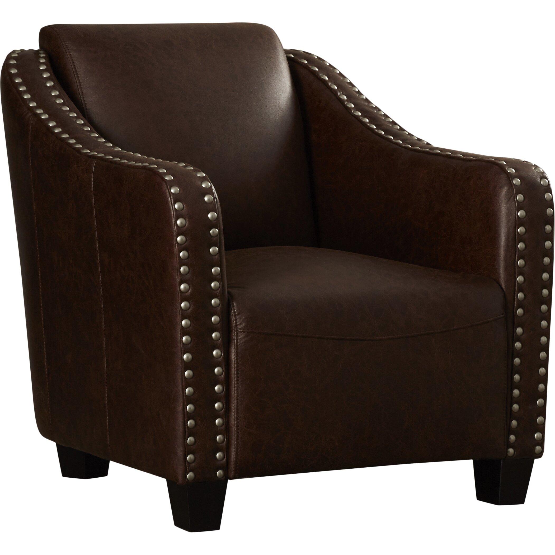Trent Austin Design Petrelli Nailhead Arm Chair & Reviews