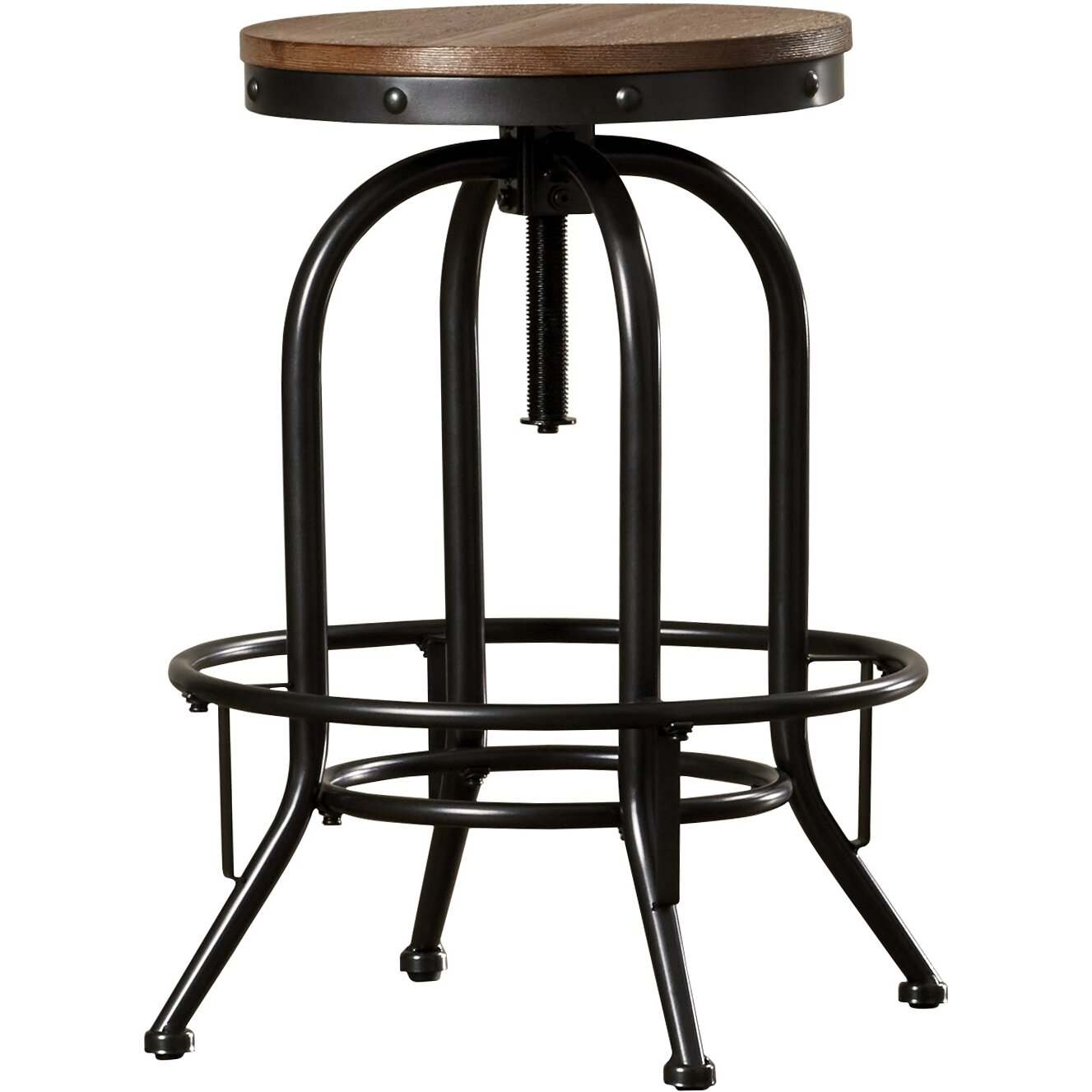 Trent Austin Design Carmel Adjustable Height Swivel Bar  : Pinnadel Adjustable Height Swivel Bar Stool TADN2834 from www.wayfair.com size 1327 x 1327 jpeg 158kB