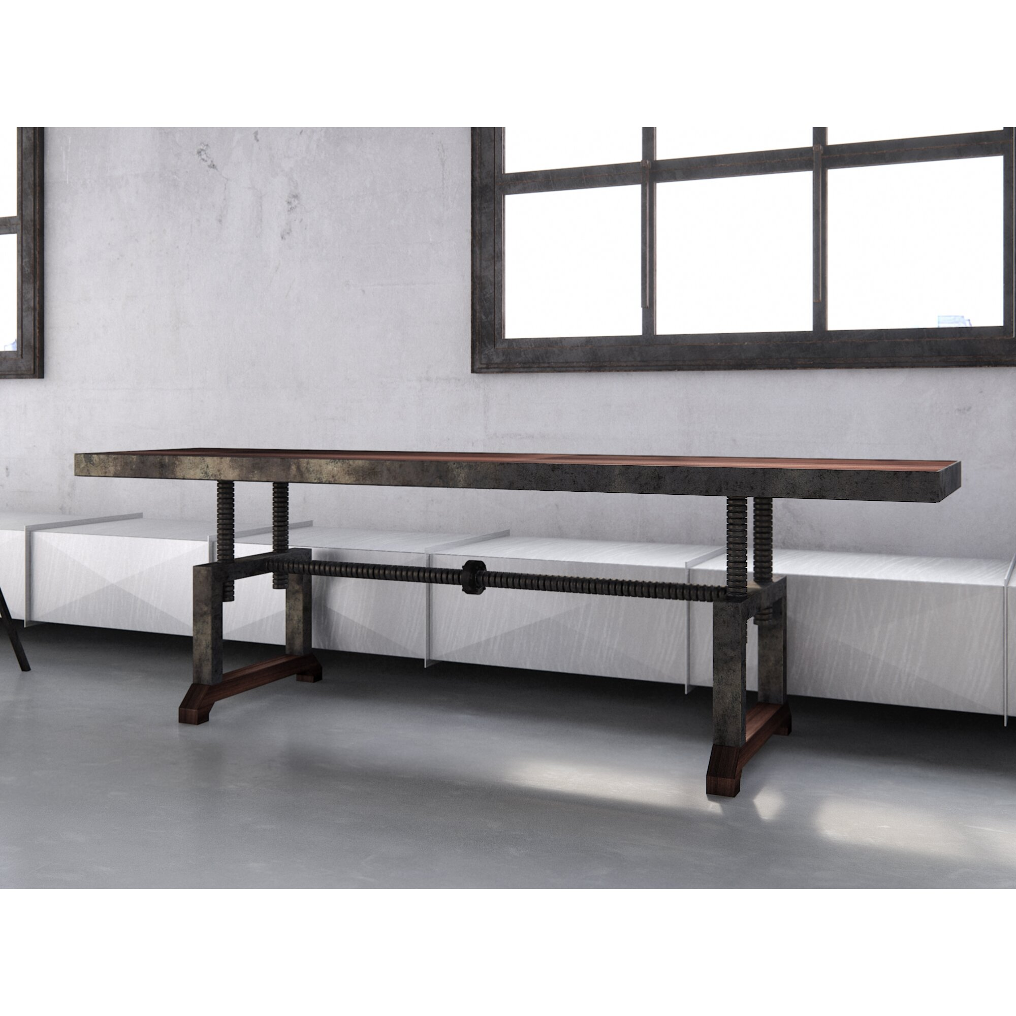 Trent Austin Design Montclair Wood Kitchen Bench & Reviews