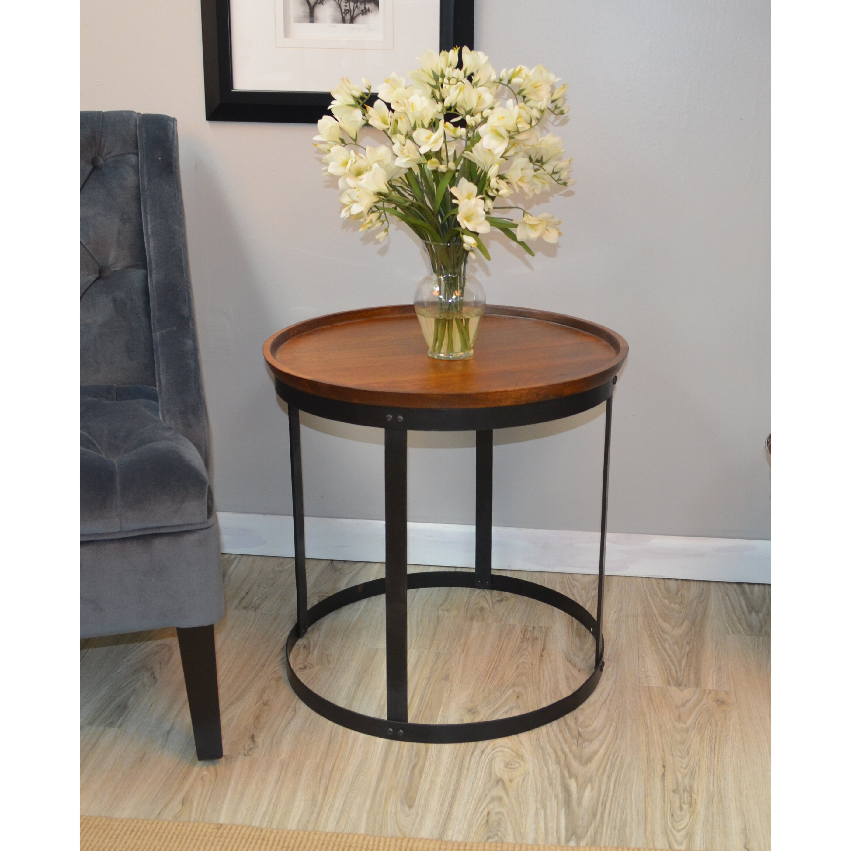 Trent Austin Design Avsallar End Table & Reviews