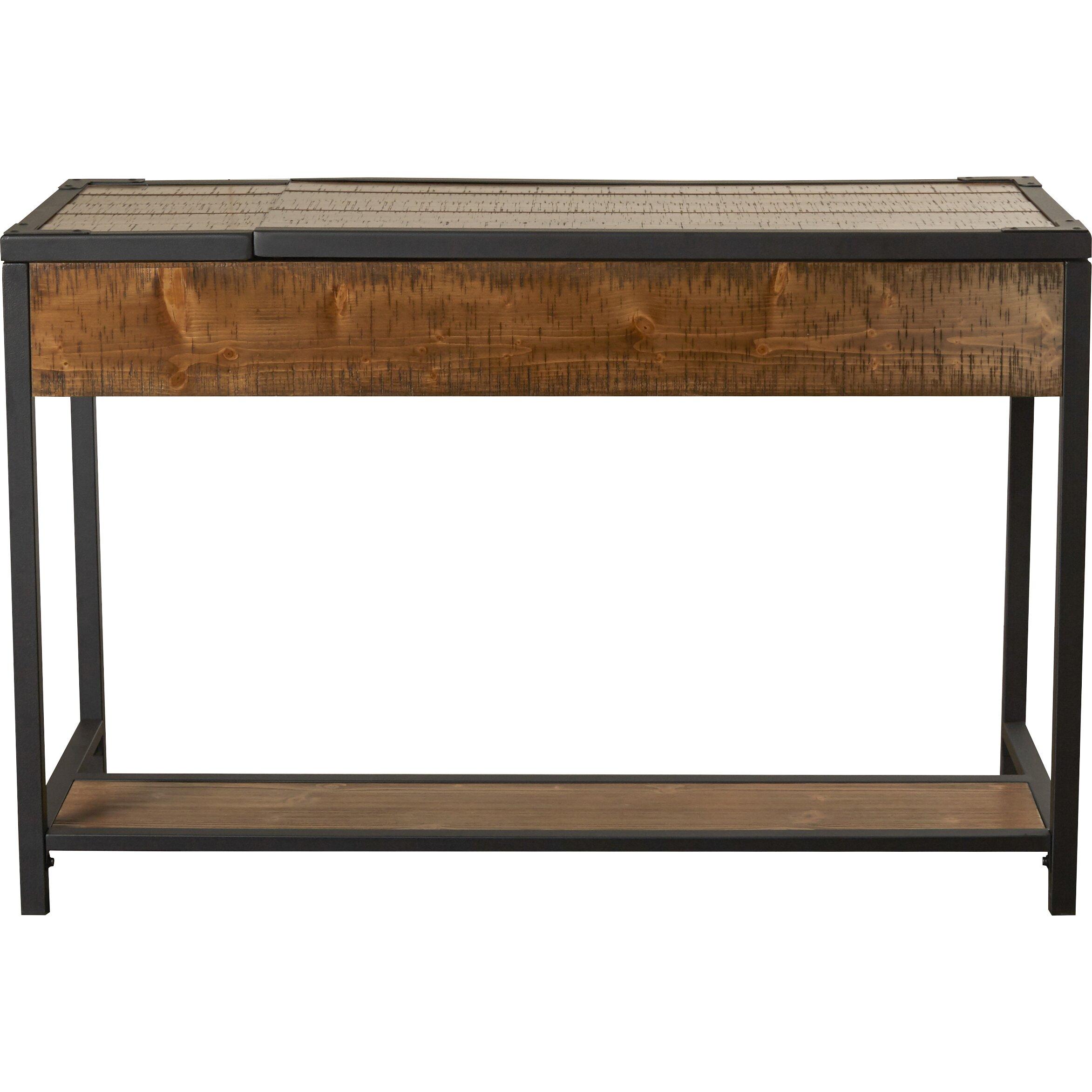 Carnegie Writing Desk With Lift Top Wayfair