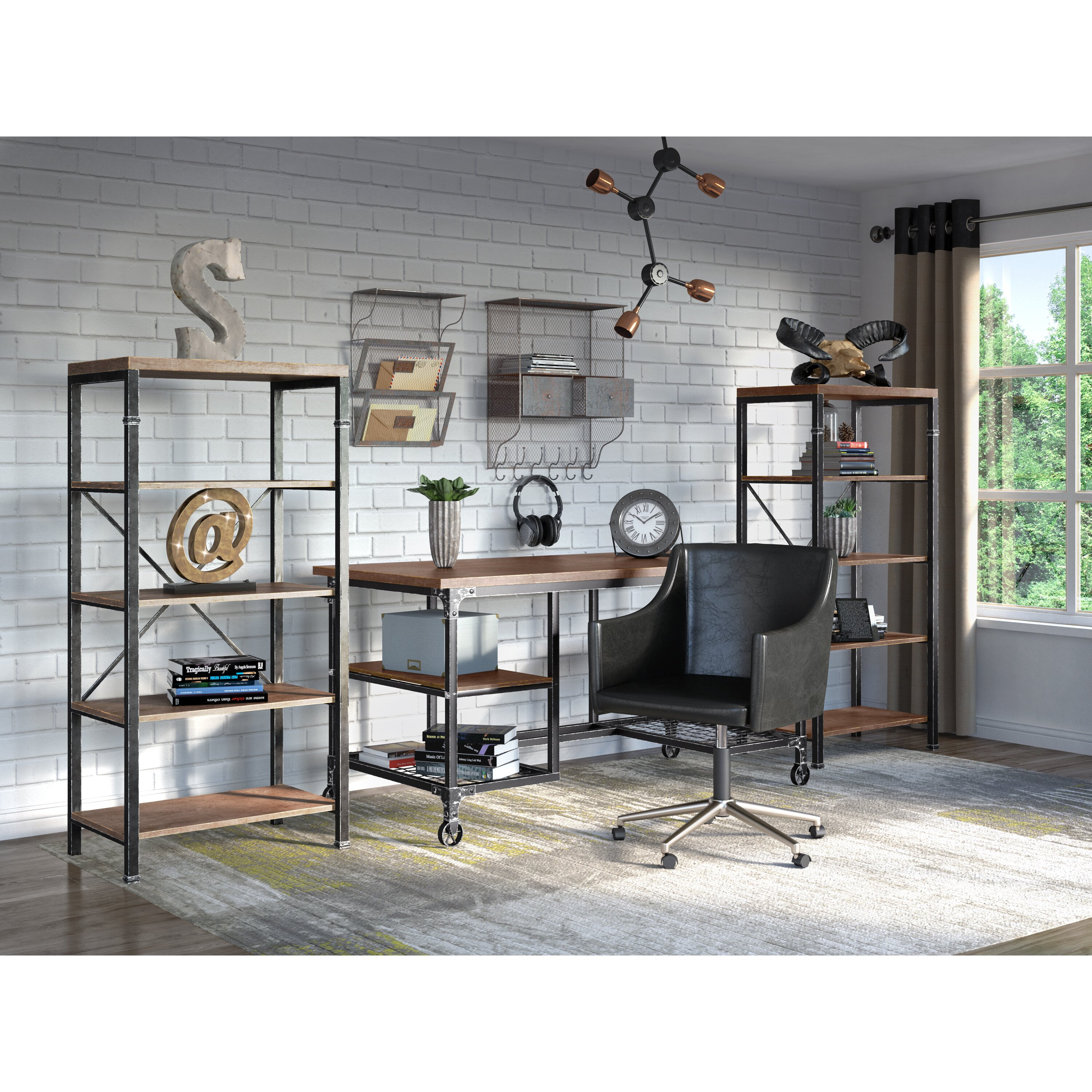 Trent Austin Design Rocklin Writing Desk & Reviews
