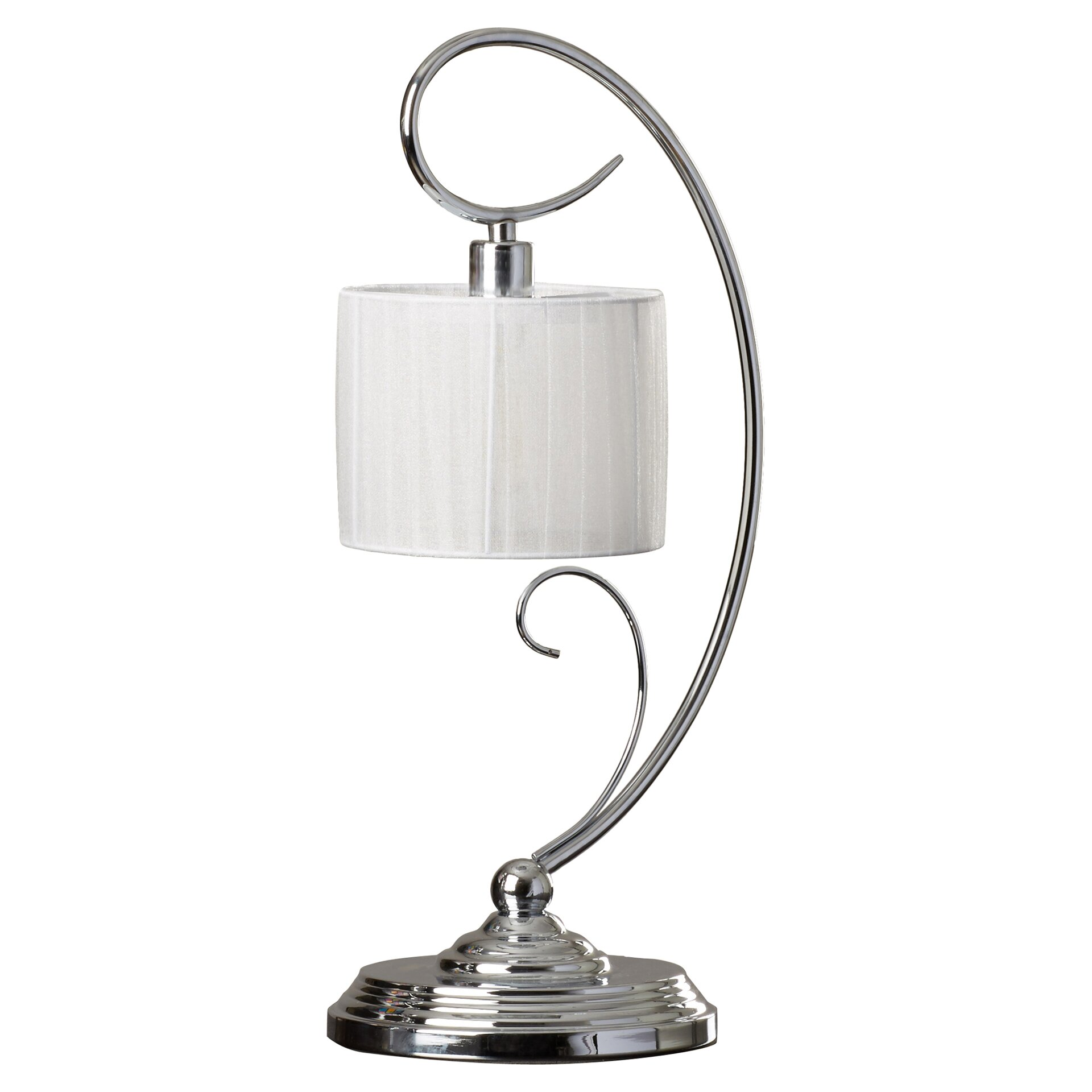lighting lamps pewter silver table lamps house of hampton sku. Black Bedroom Furniture Sets. Home Design Ideas