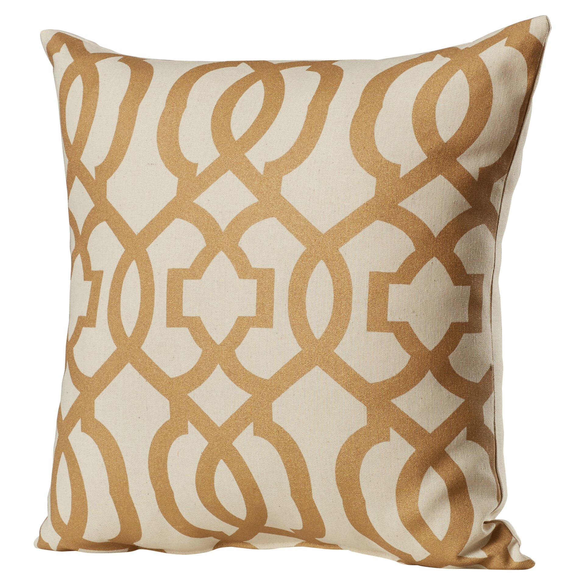 House of hampton ashford throw pillow reviews wayfair for Buy hampton inn pillows