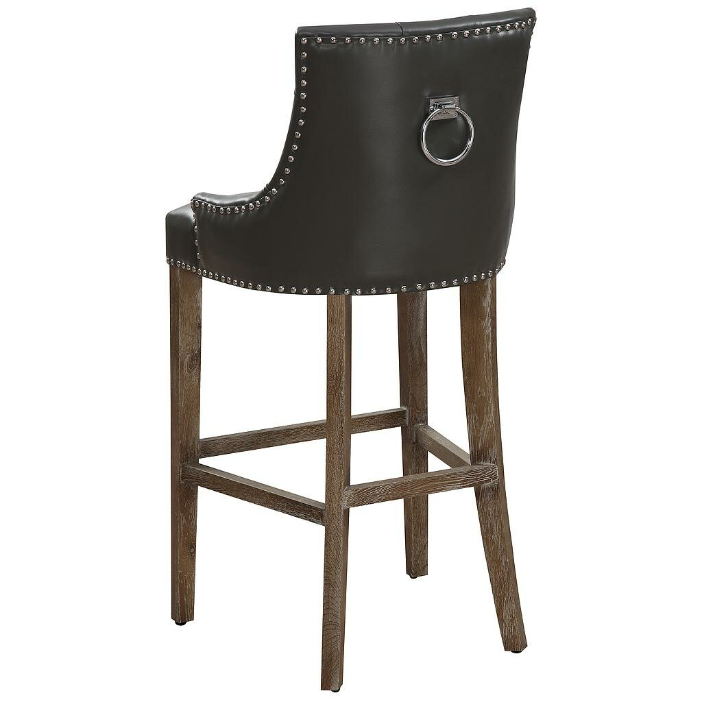 bar stool with cushion joss main