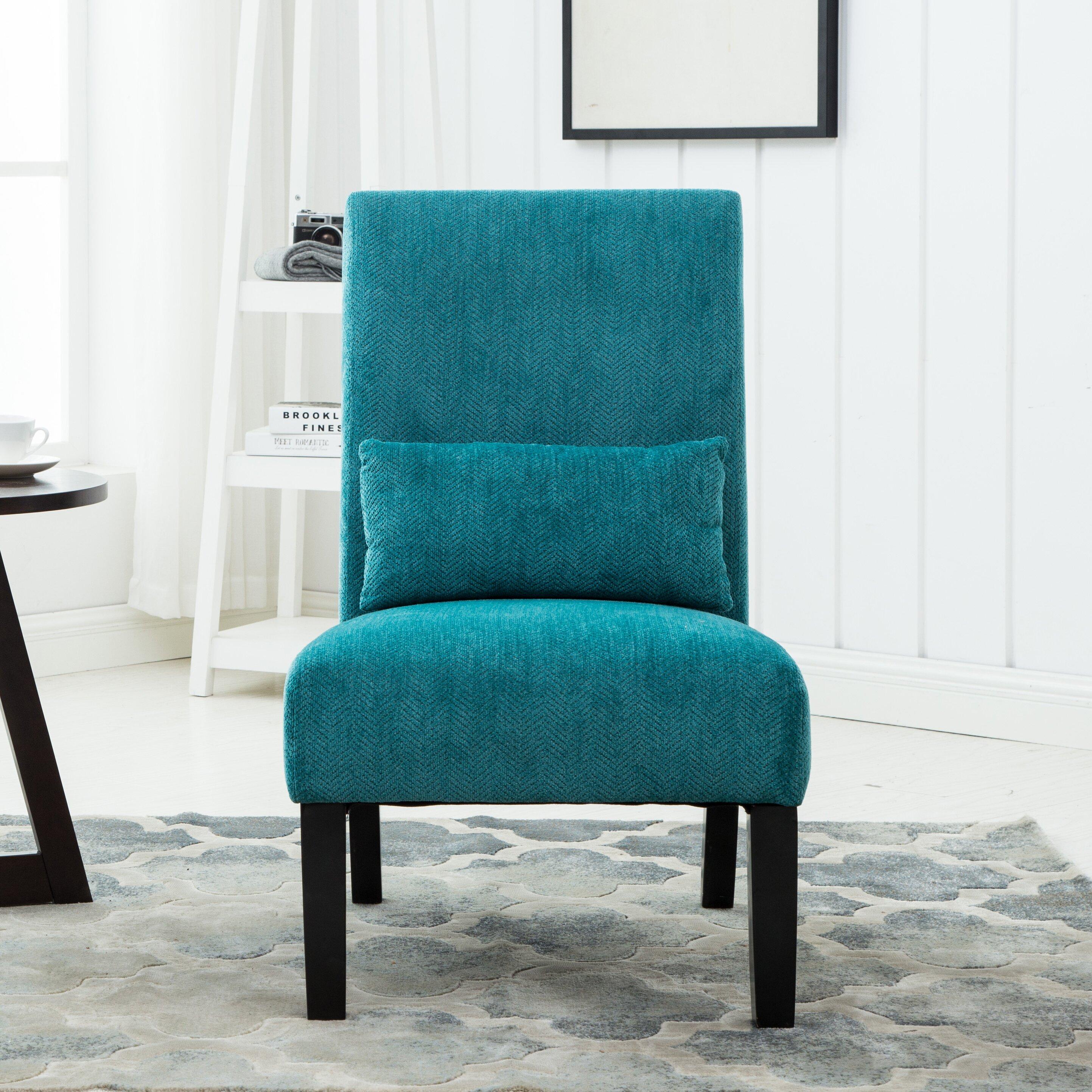 Roundhill Furniture Pisano Slipper Chair Amp Reviews Wayfair