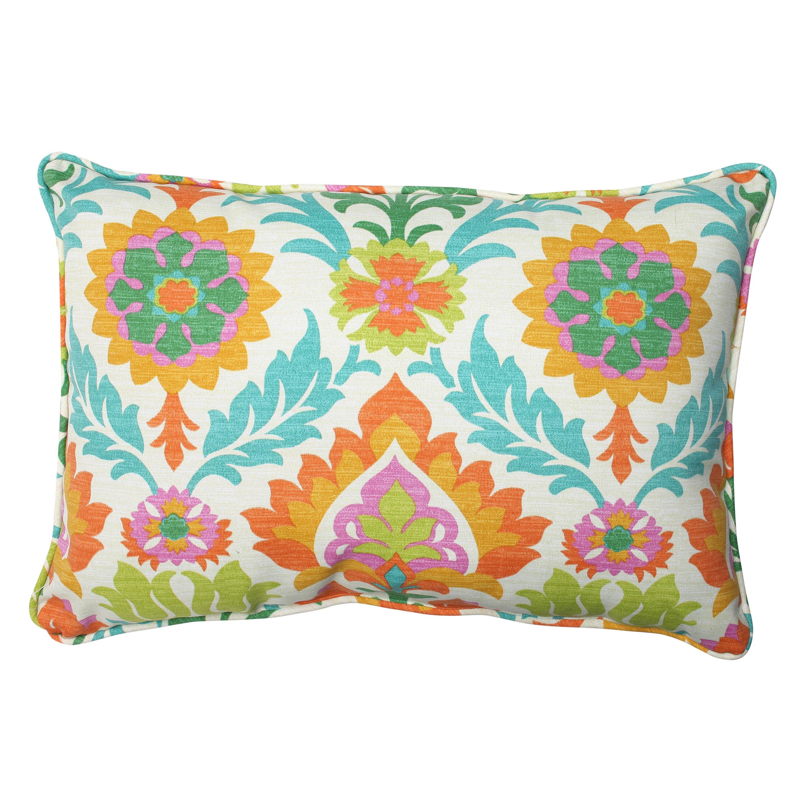 Zutphen Indoor/Outdoor Bench Pillow (Set of 2) Wayfair