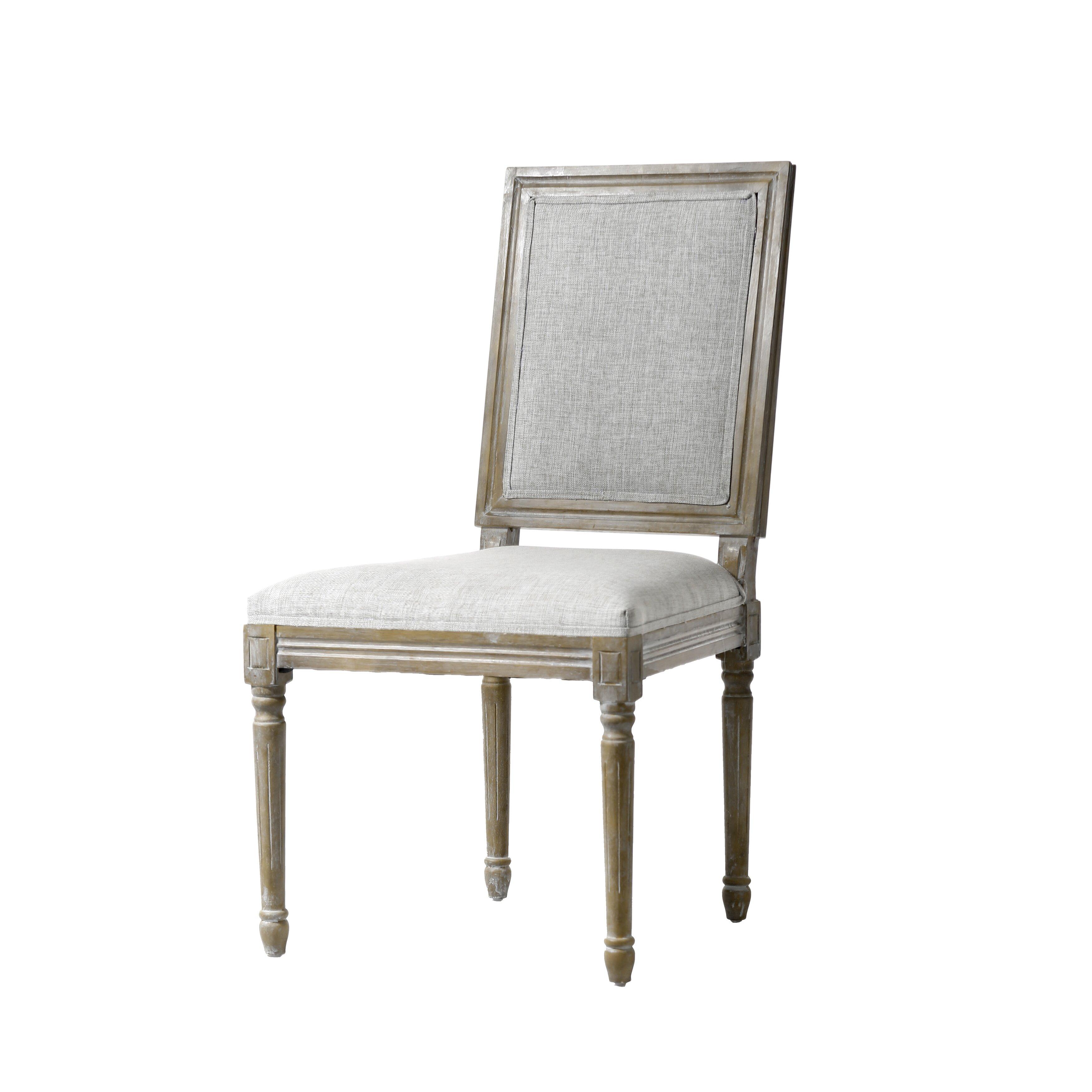 So a Parson Chair