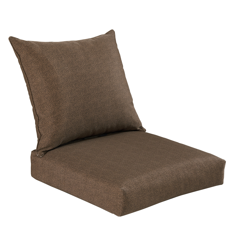Bossima 2 Piece Outdoor Deep Seat Cushion Set Reviews