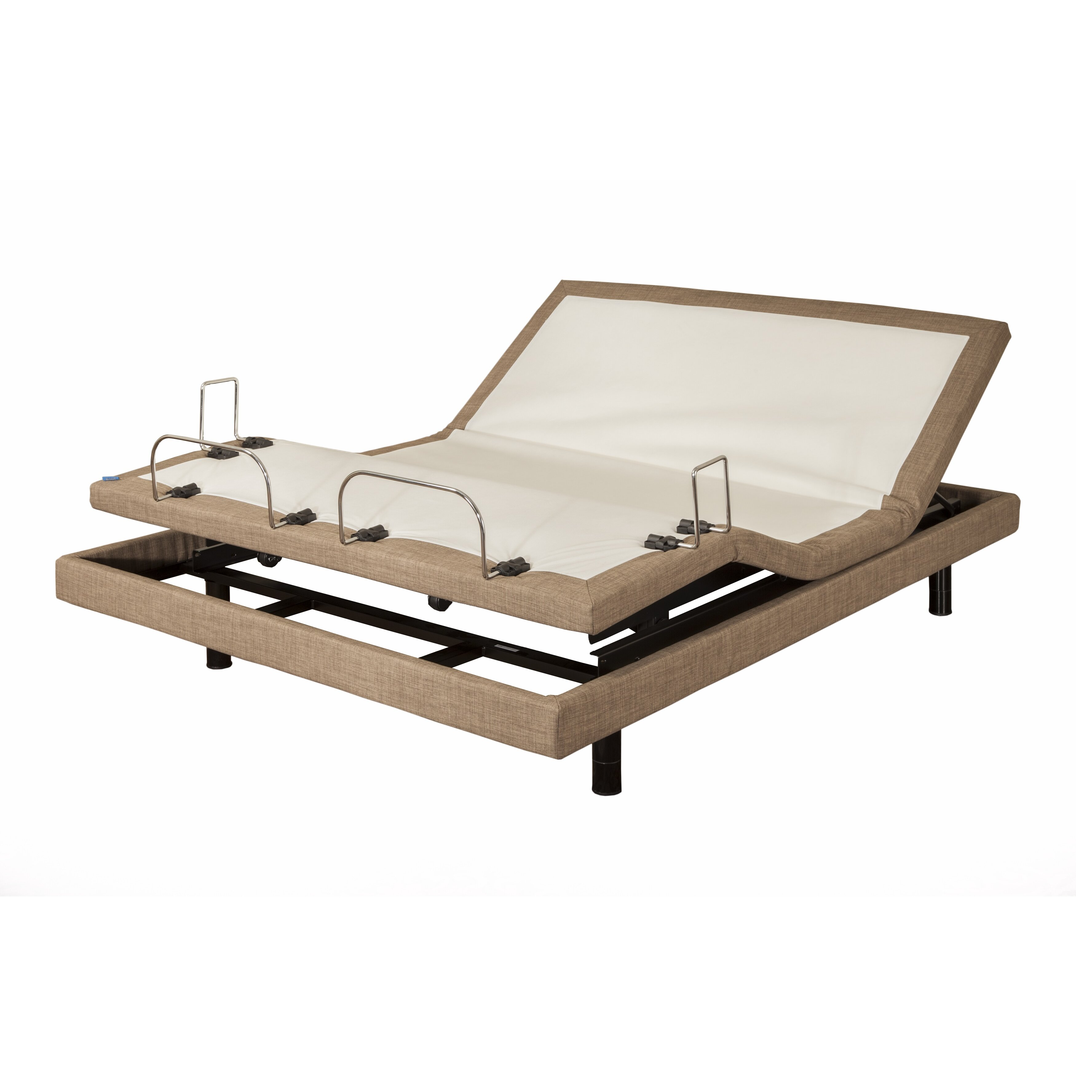 Adjustable Bed Base Full : Full electric m adjustable base bed wayfair