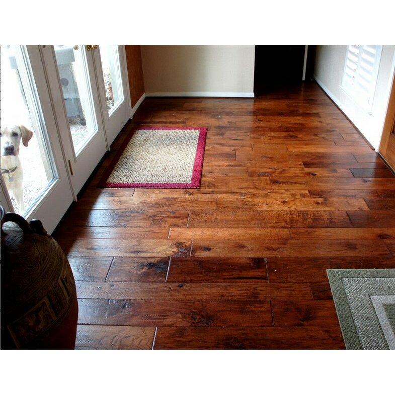 hickory hardwood flooring valley legacy | Hudson Bay Random Width Engineered Hickory Hardwood ...