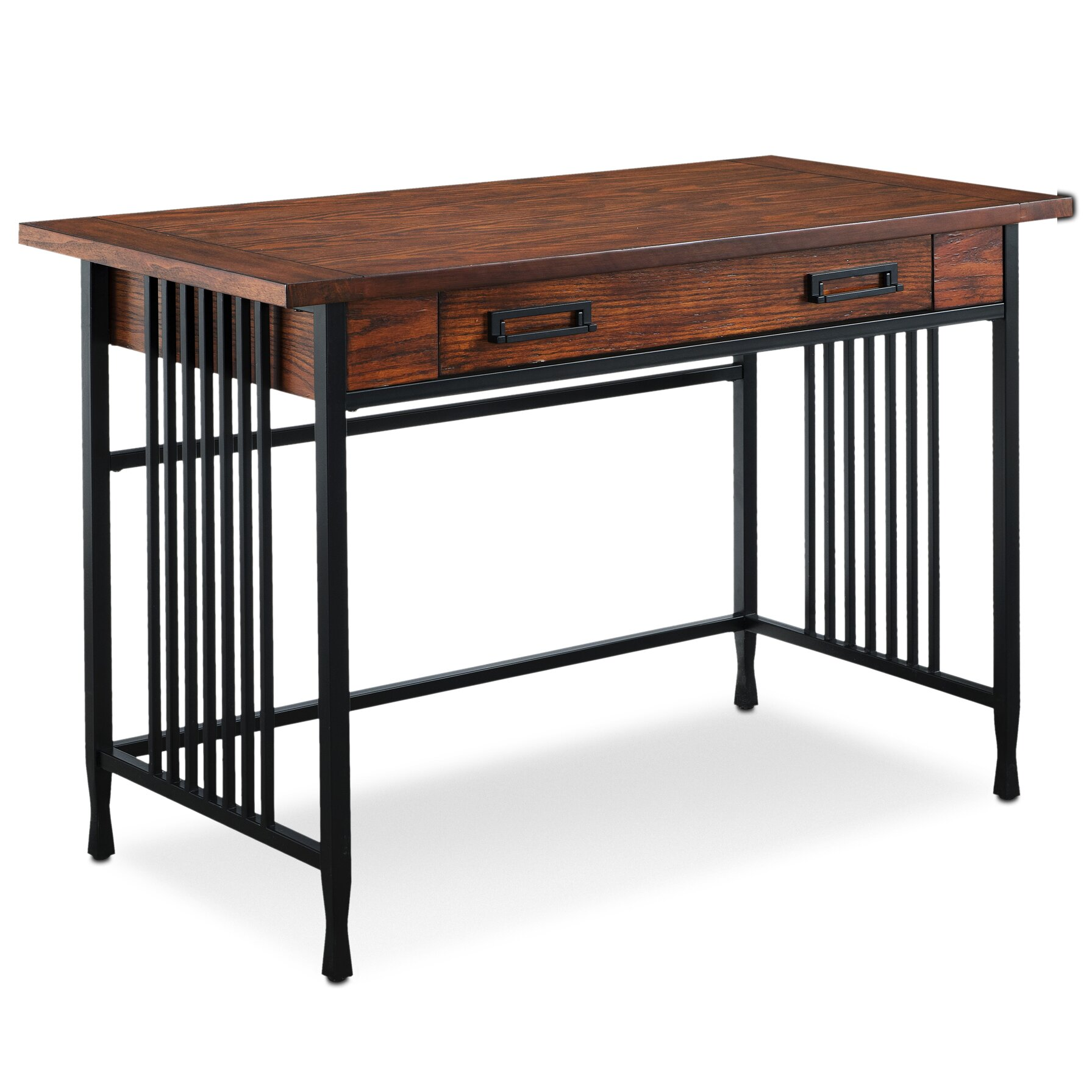 Leick Ironcraft Writing Desk & Reviews