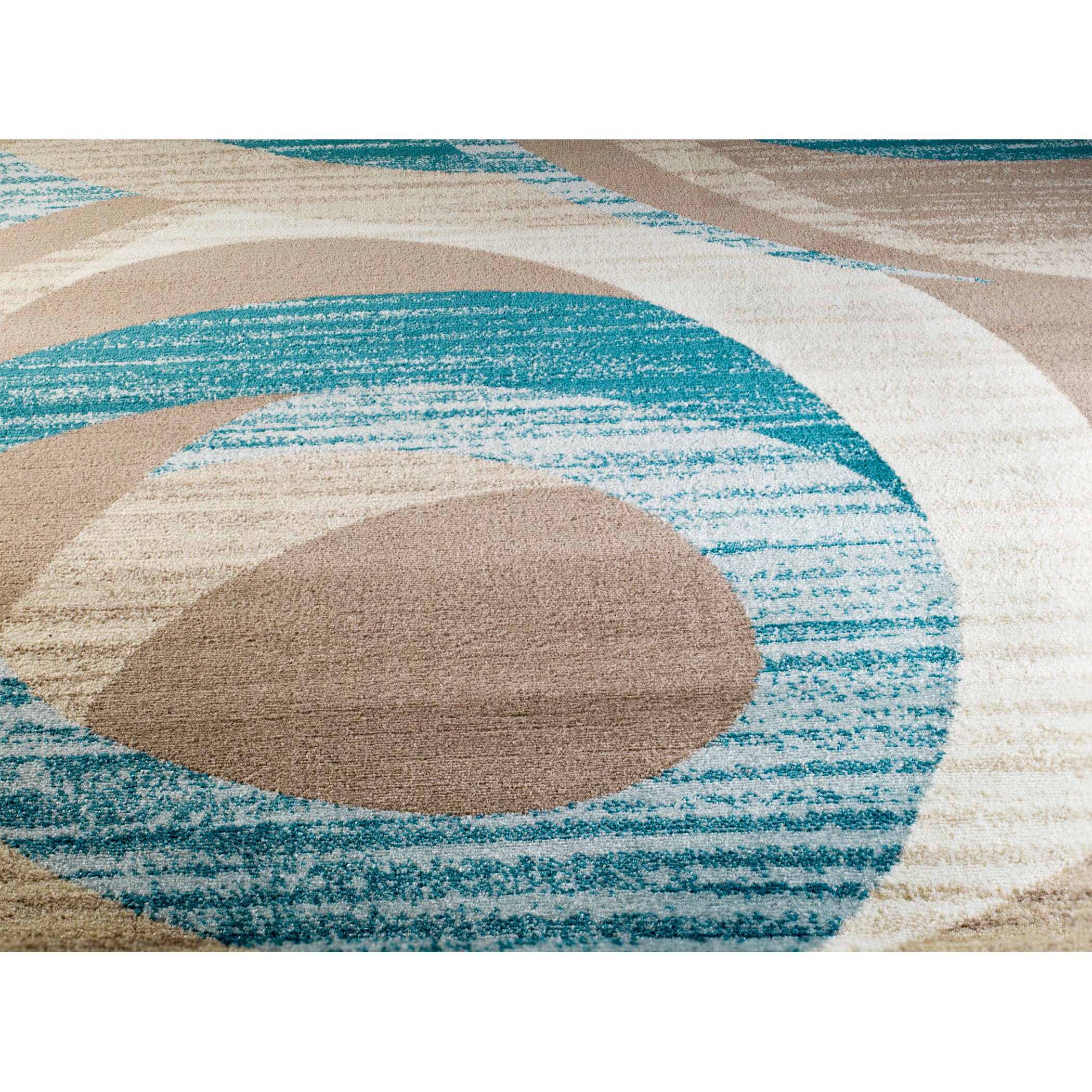 Turquoise Kitchen Rugs New Rug In The: Rug And Decor Inc. Summit Turquoise Area Rug & Reviews