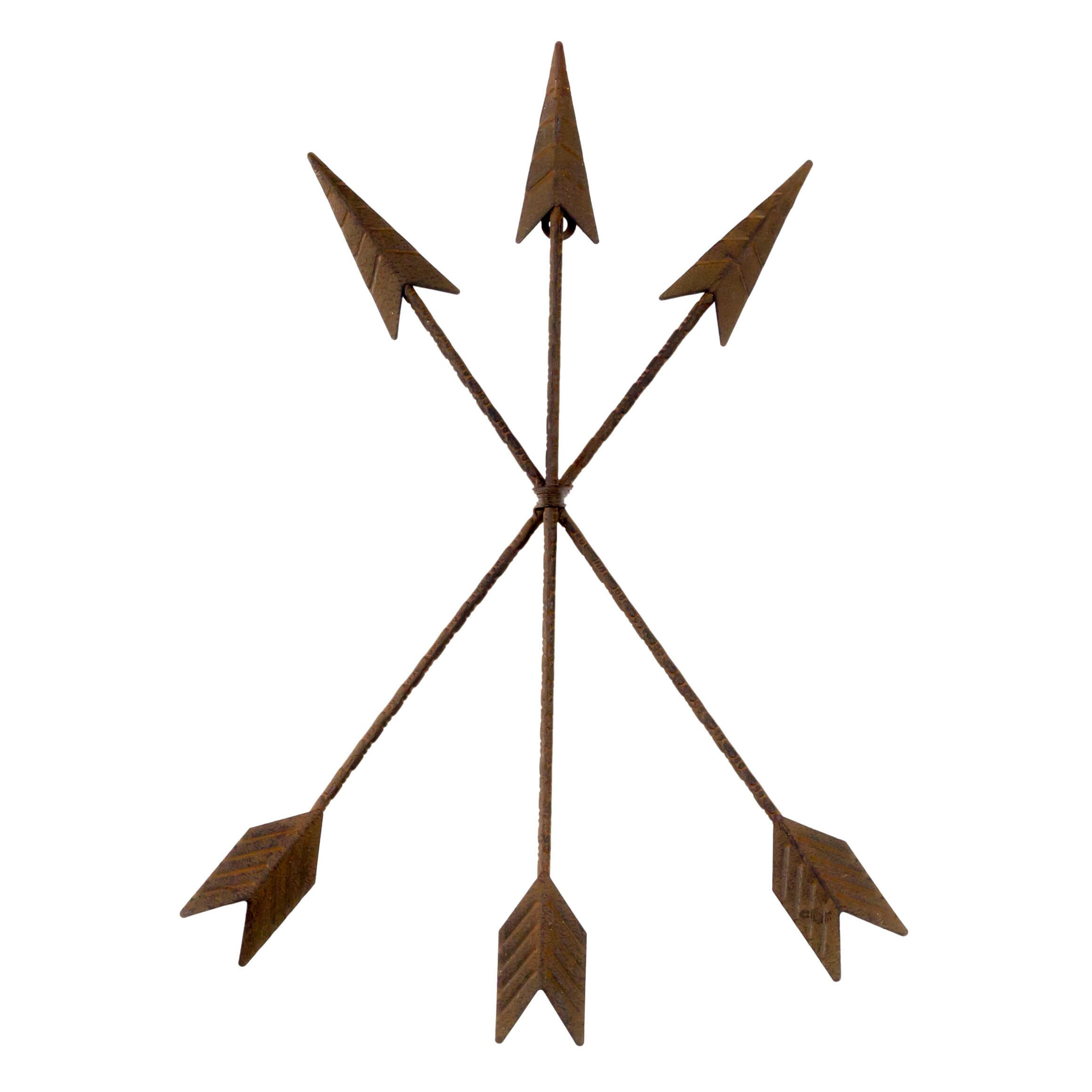 Metal Tribal Arrow Wall D 233 Cor Wayfair