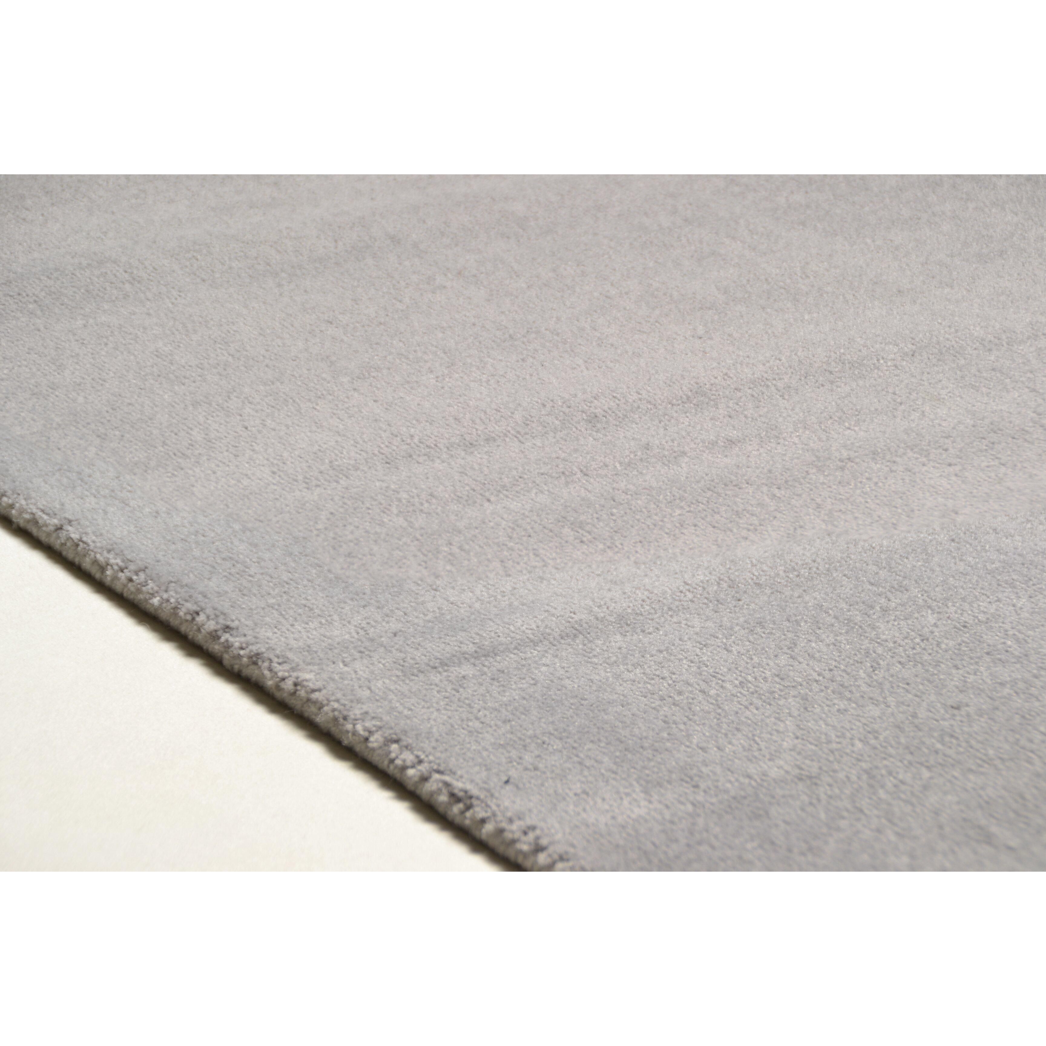happy solid grey area rug wayfair uk. Black Bedroom Furniture Sets. Home Design Ideas