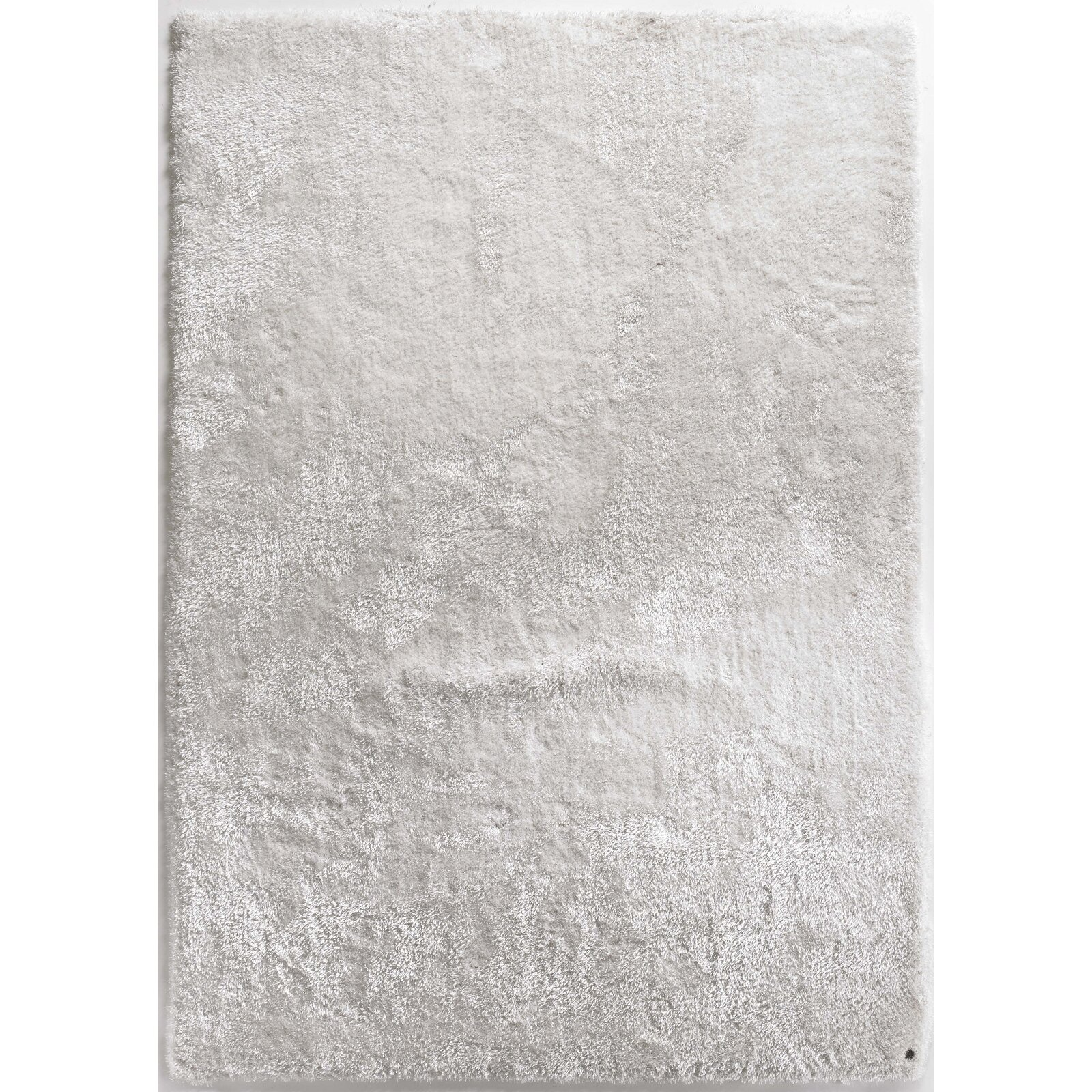 Handgefertigter Teppich Soft in Weiß von Tom Tailor