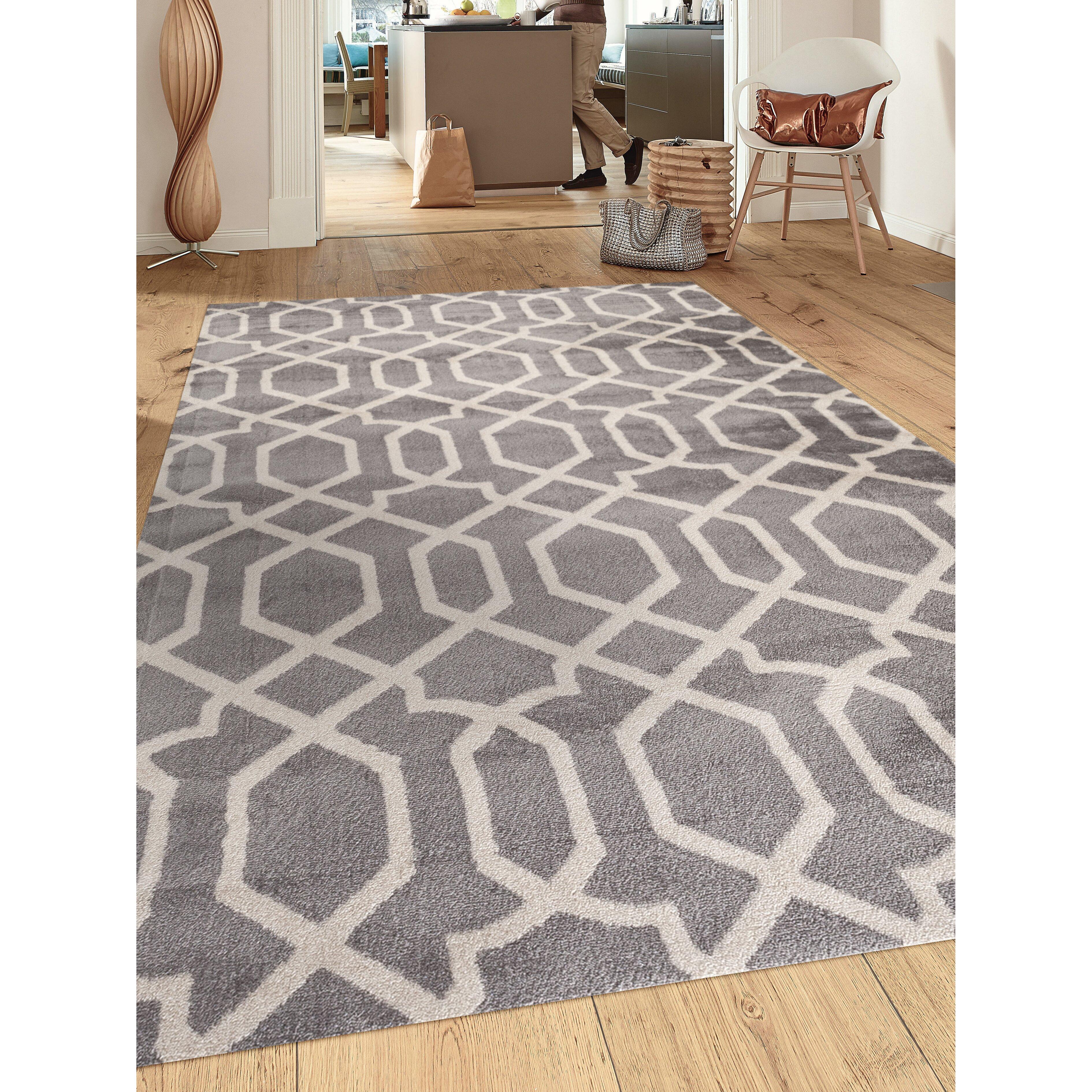 Toscana Gray Indoor Area Rug Wayfair