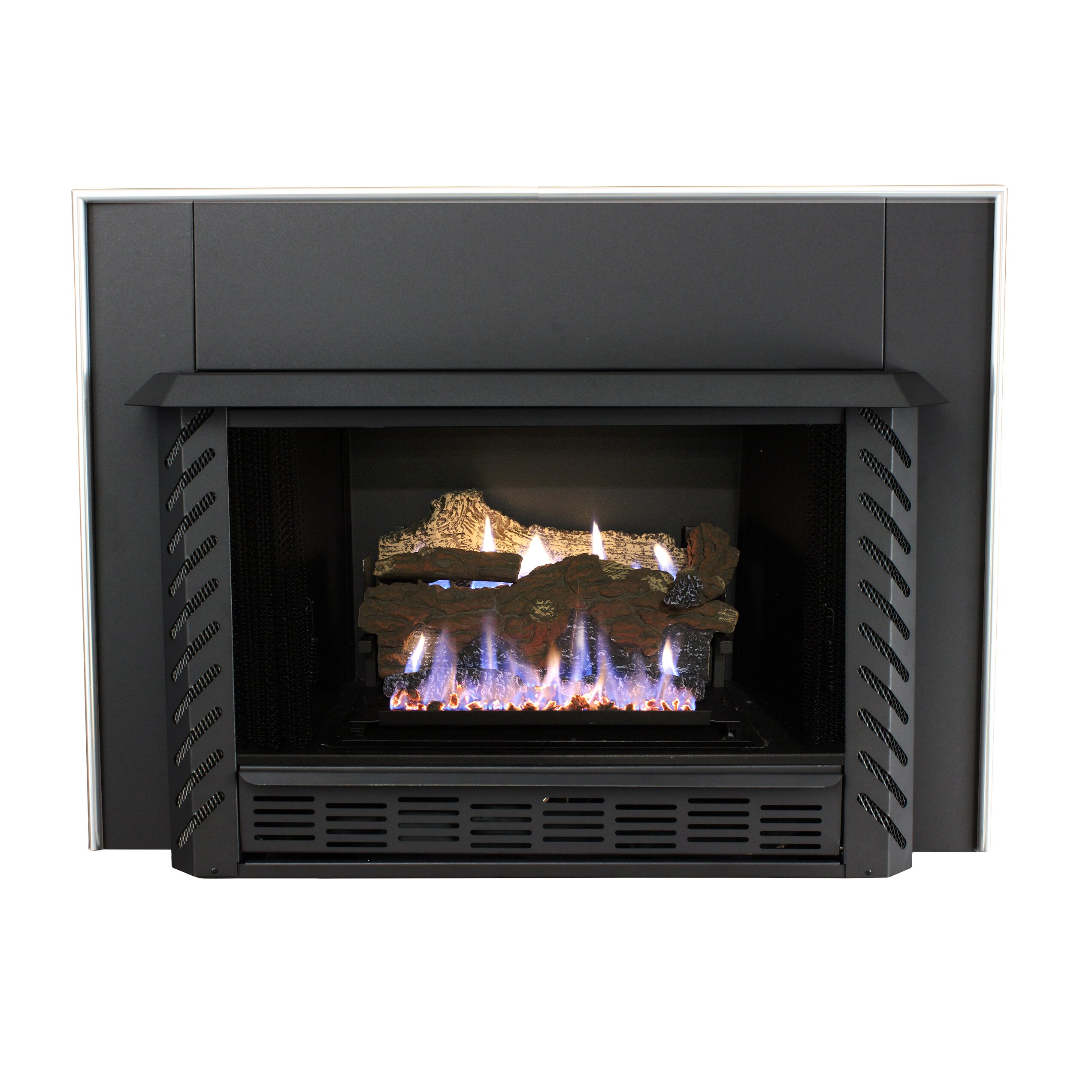 Vent Free Propane Gas Fireplace