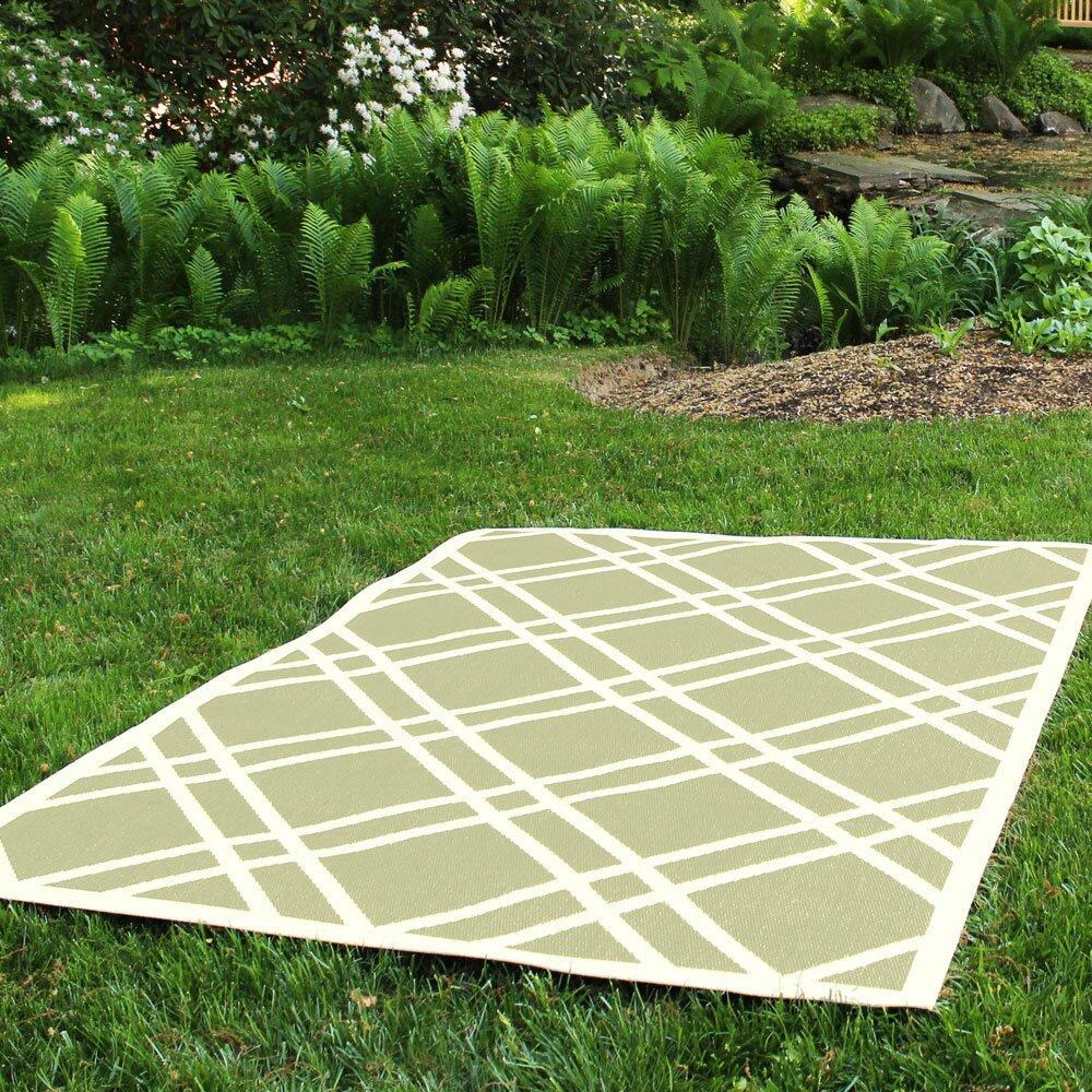 Maverick Sage Green Indoor Outdoor Area Rug