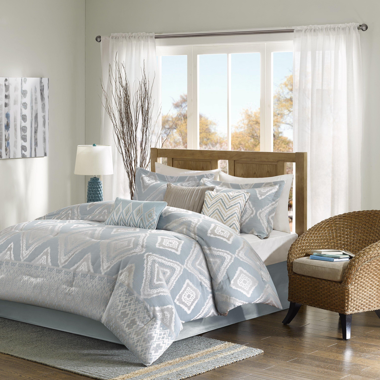 kiely 7 piece comforter set by madison park