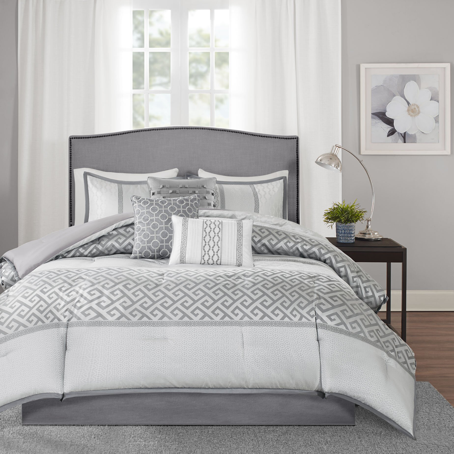 Madison Park Bennett 7 Piece Comforter Set Amp Reviews