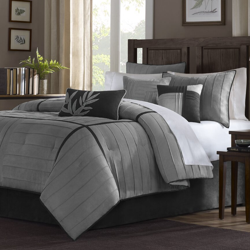 Madison Park Connell 6 Piece Duvet Cover Set Amp Reviews