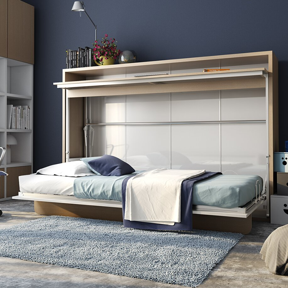 Twin Murphy Bed Wayfair