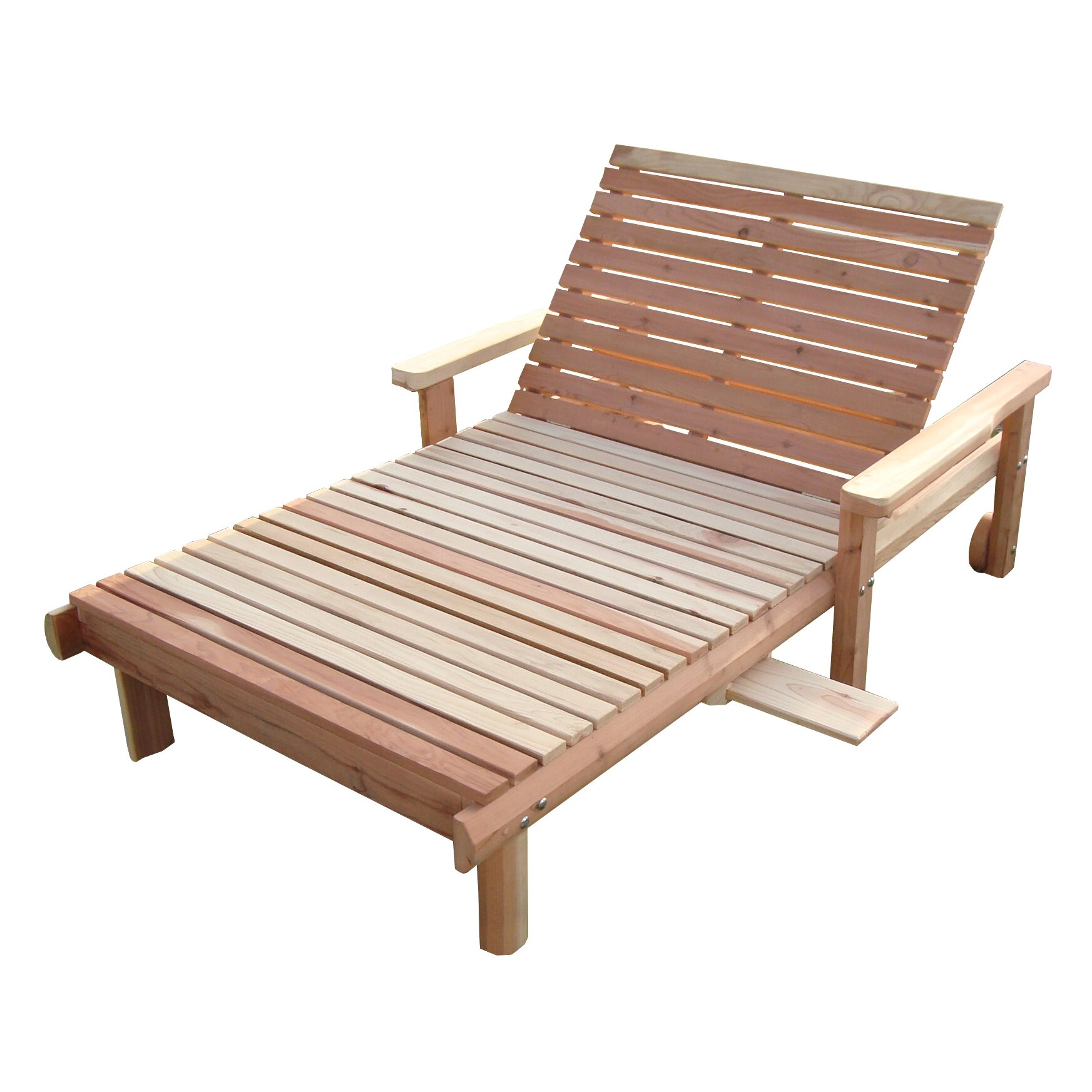 Beach chaise lounge wayfair for Beach lounge chaise