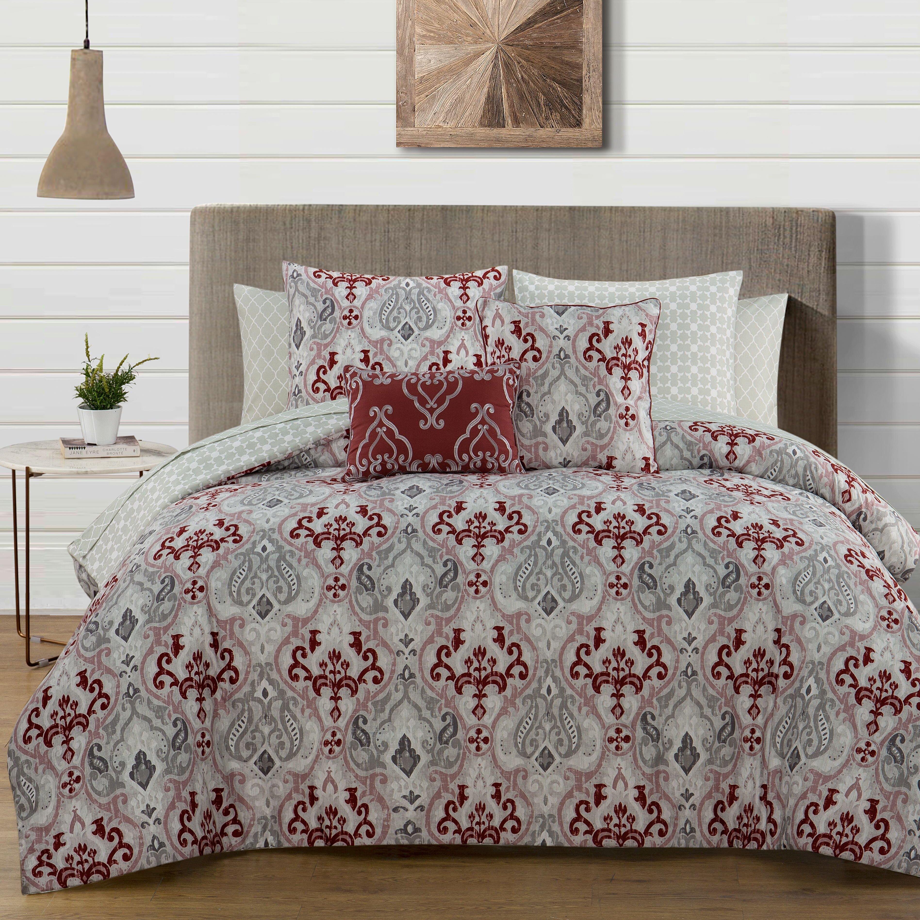 Marlow 9 Piece Comforter Set