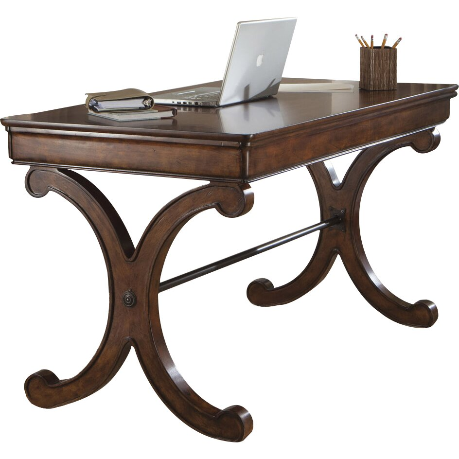 Rosalind Wheeler Fairhills Computer Desk With Keyboard