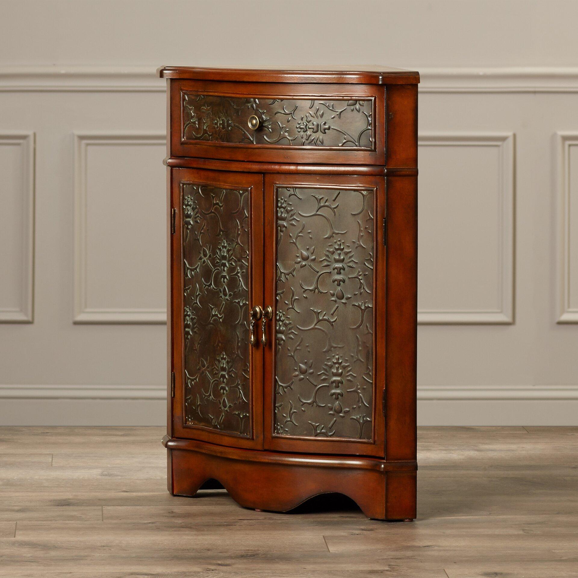 Menneken Corner Cabinet Wayfair