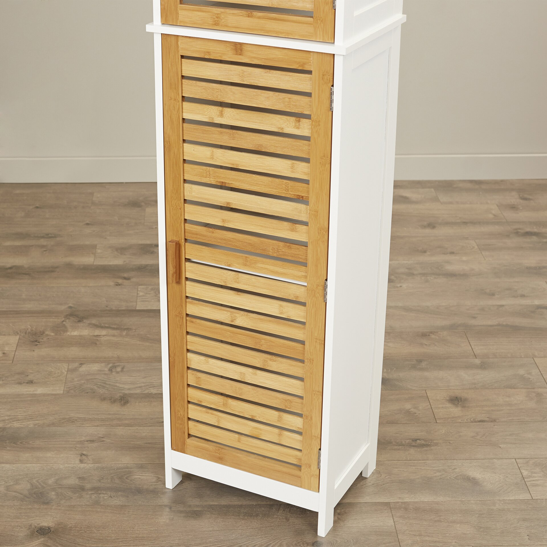 carysfort tall storage cabinet wayfair. Black Bedroom Furniture Sets. Home Design Ideas