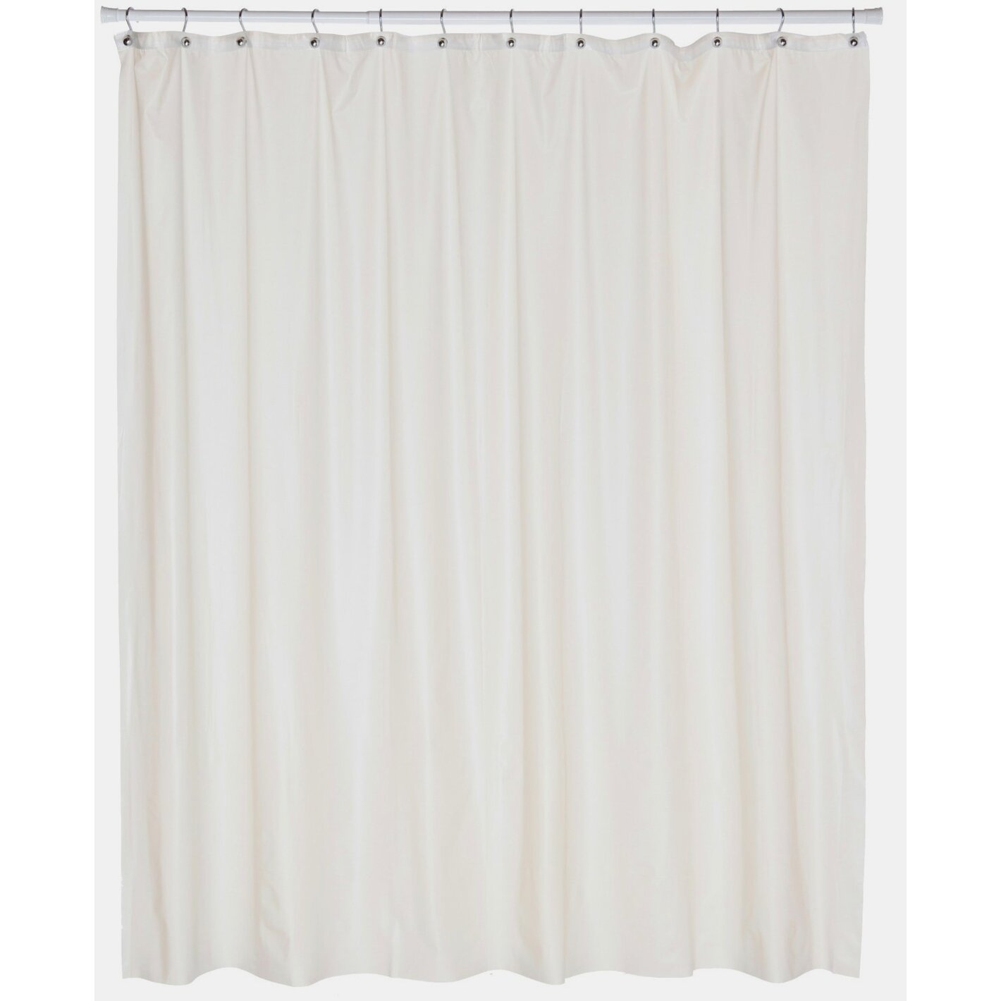 symple stuff vinyl shower curtain liner reviews wayfair