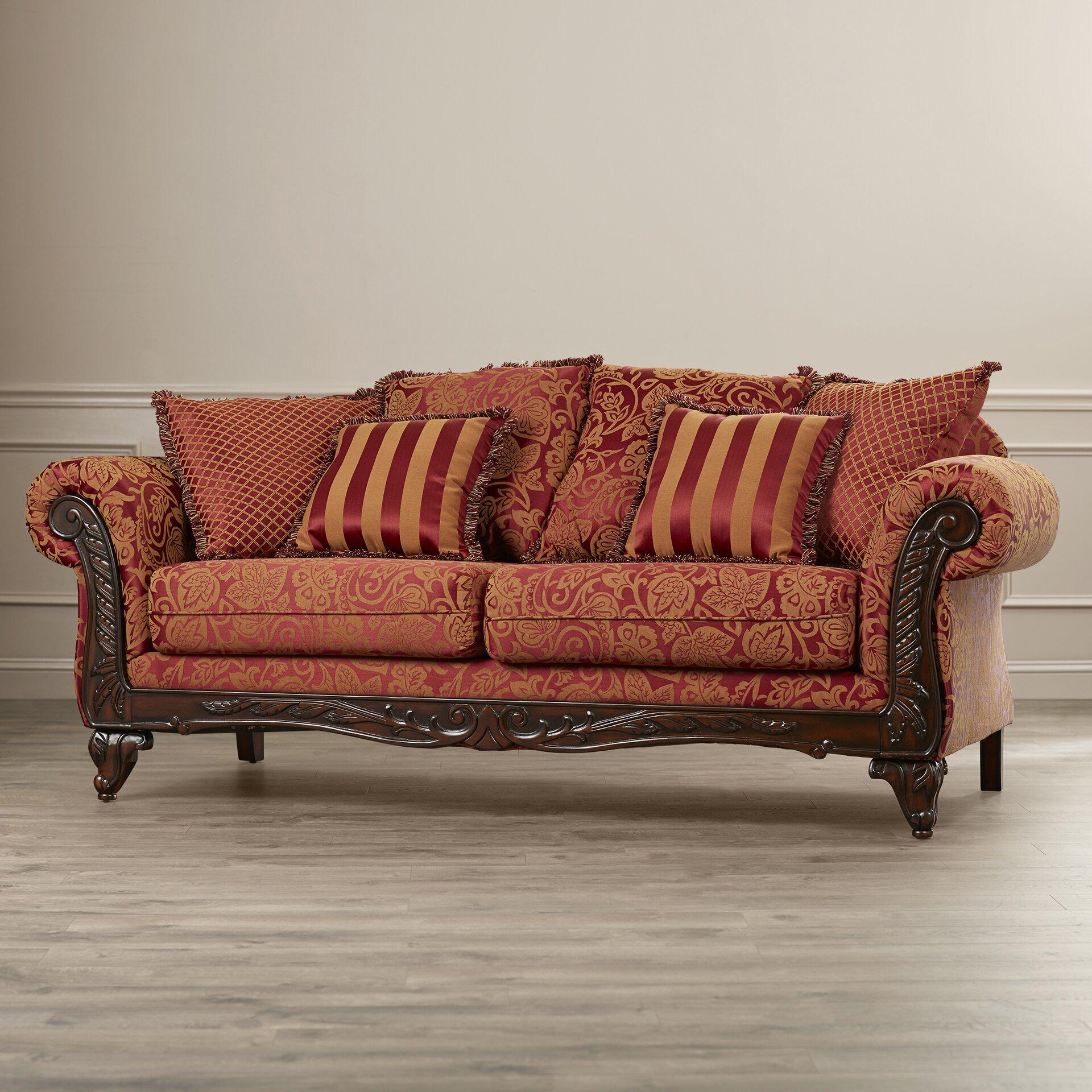 Serta Upholstery Belmond Sofa   Wayfair