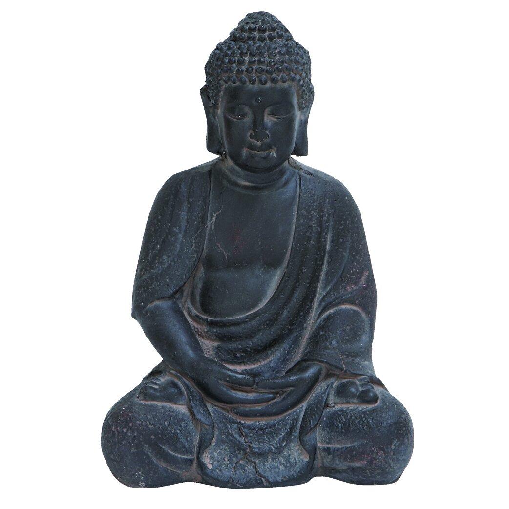 hollow buddha figurine wayfair